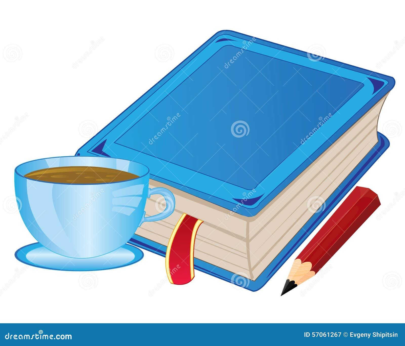 Kopkoffie en boek