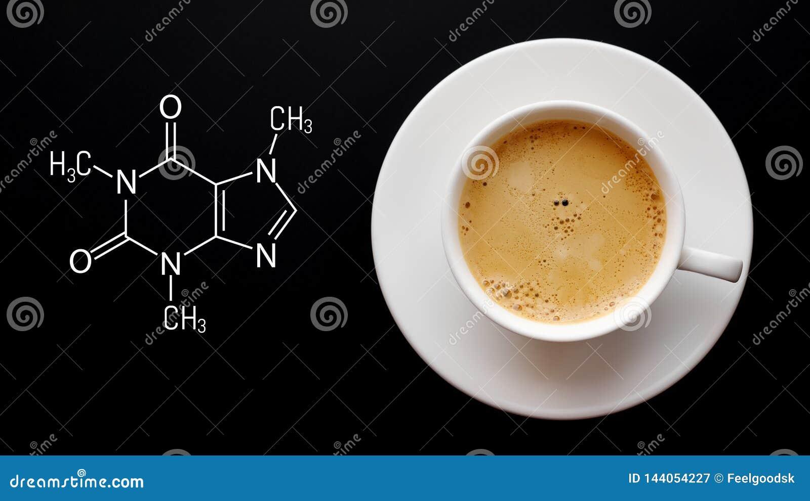 Kopp av nytt kaffe p