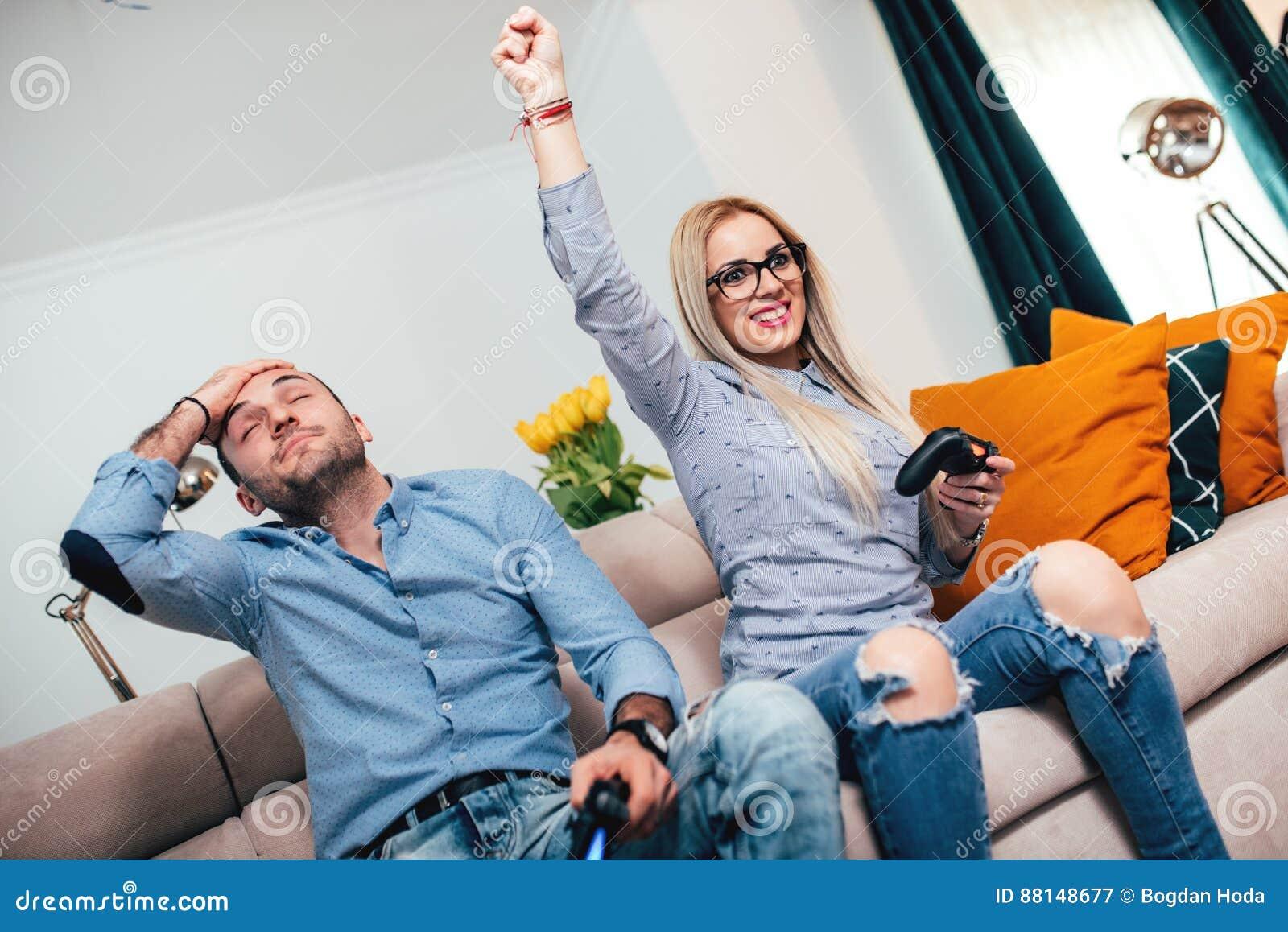 Dating en flicka Gamer