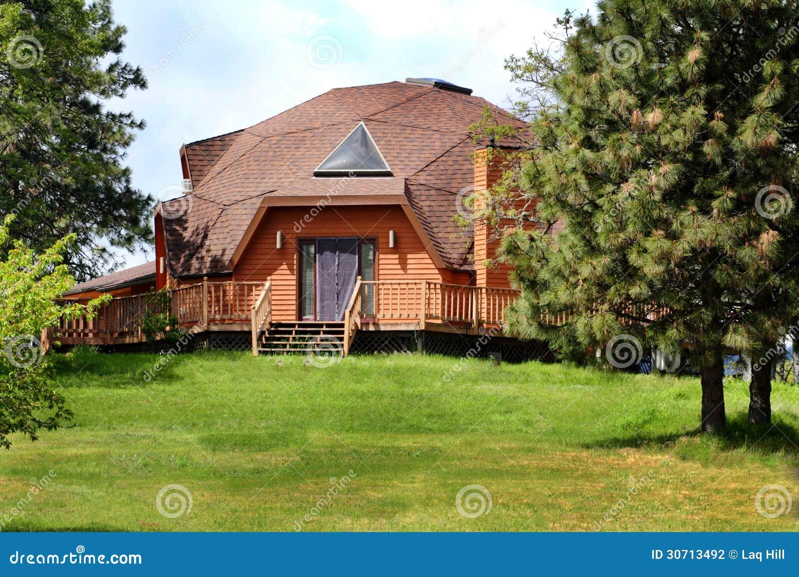 Kopuła dom
