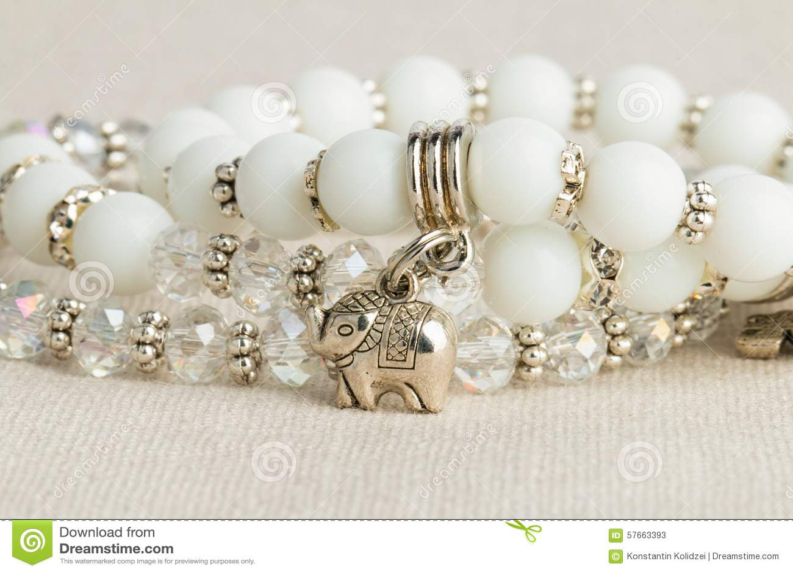 Koralik biżuteria