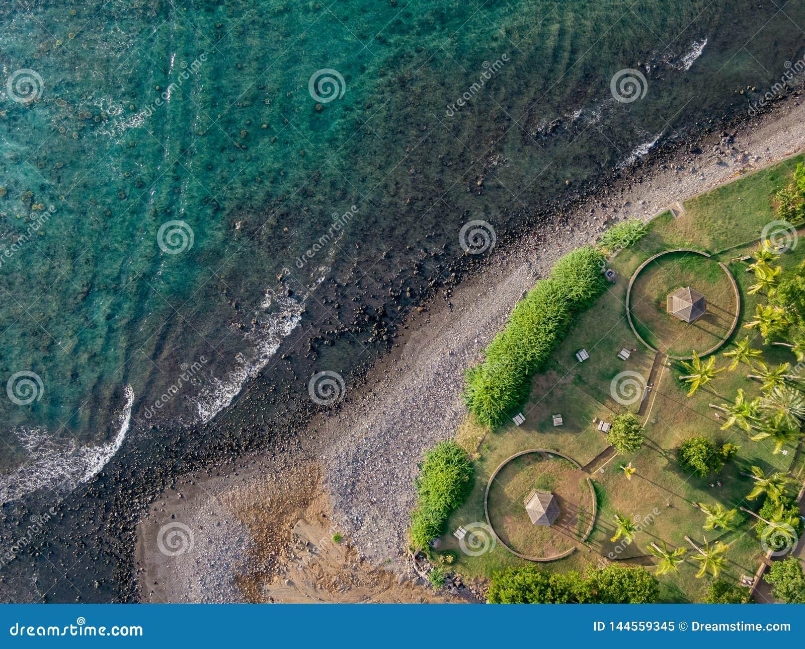 Korallenriff, Tiefpunkt