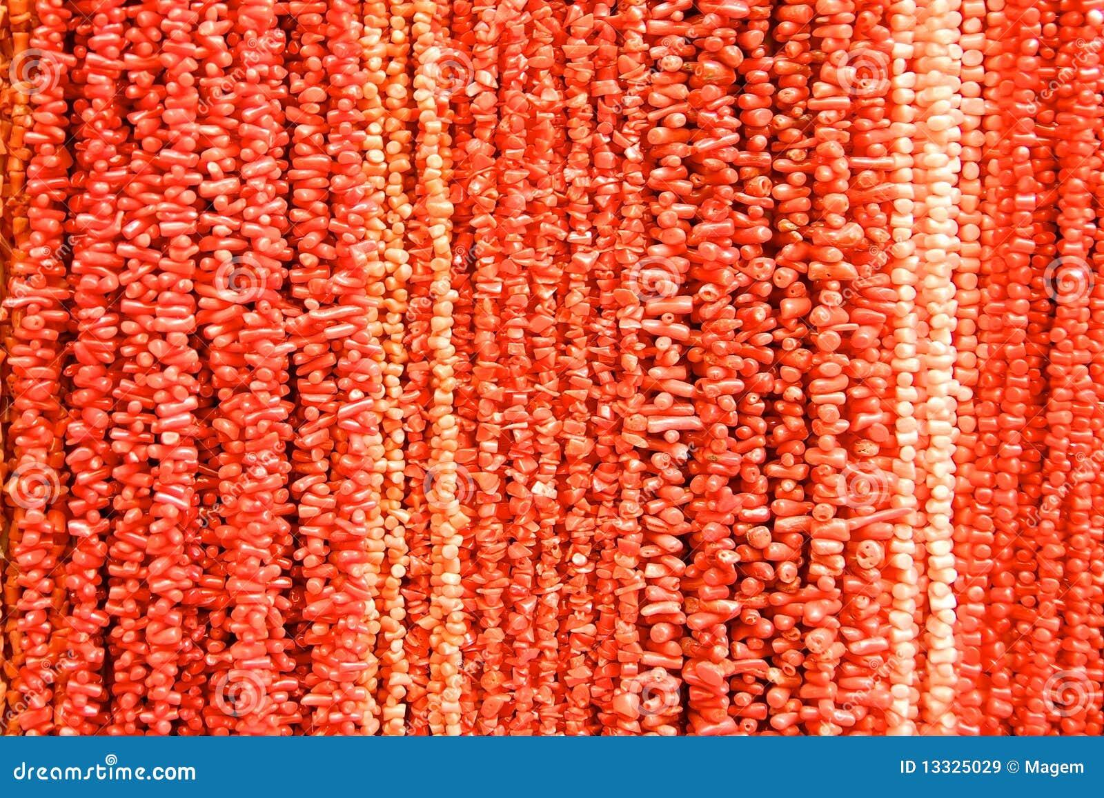 Koralowa czerwień