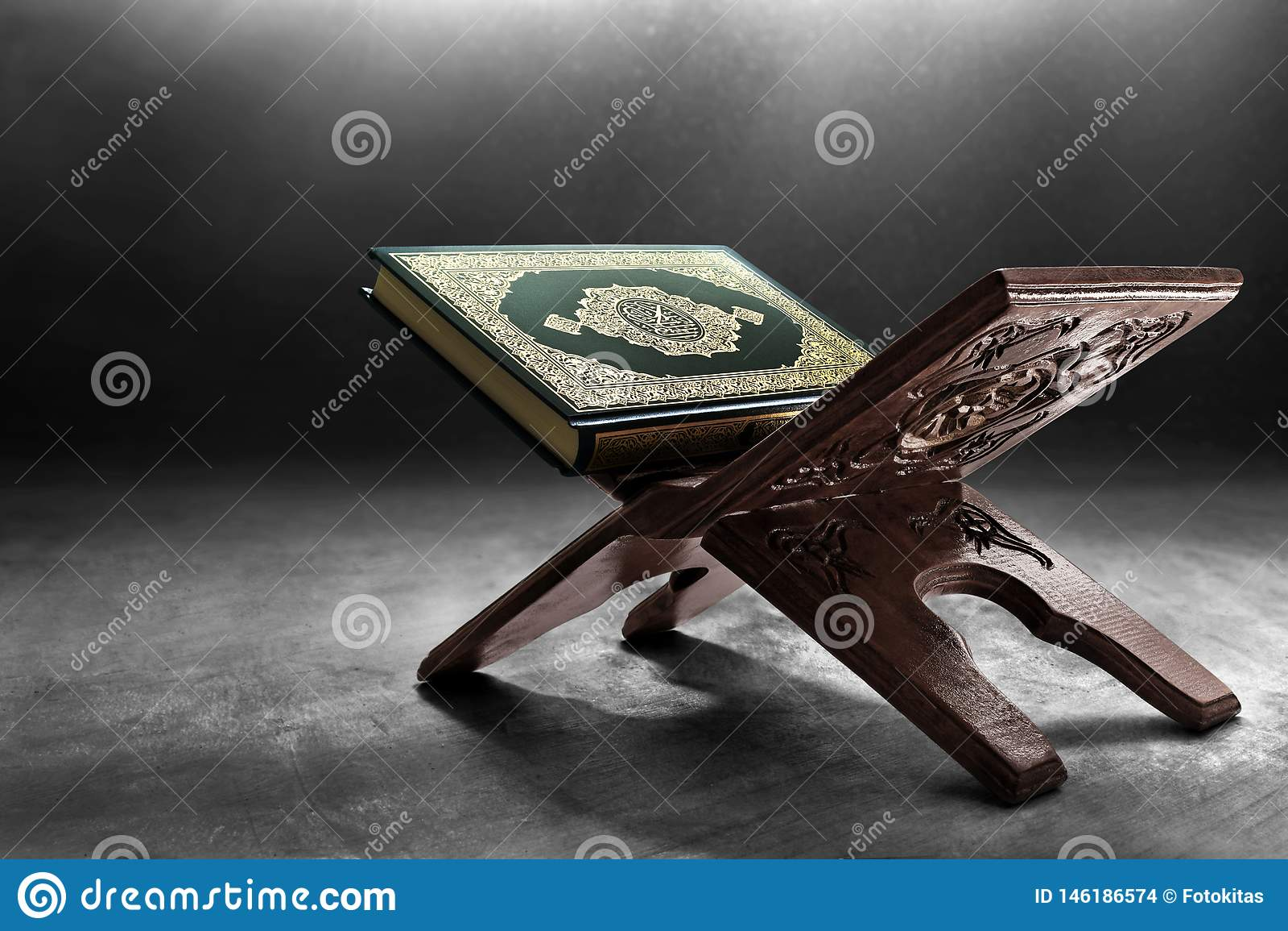 Koran święta księga muslims