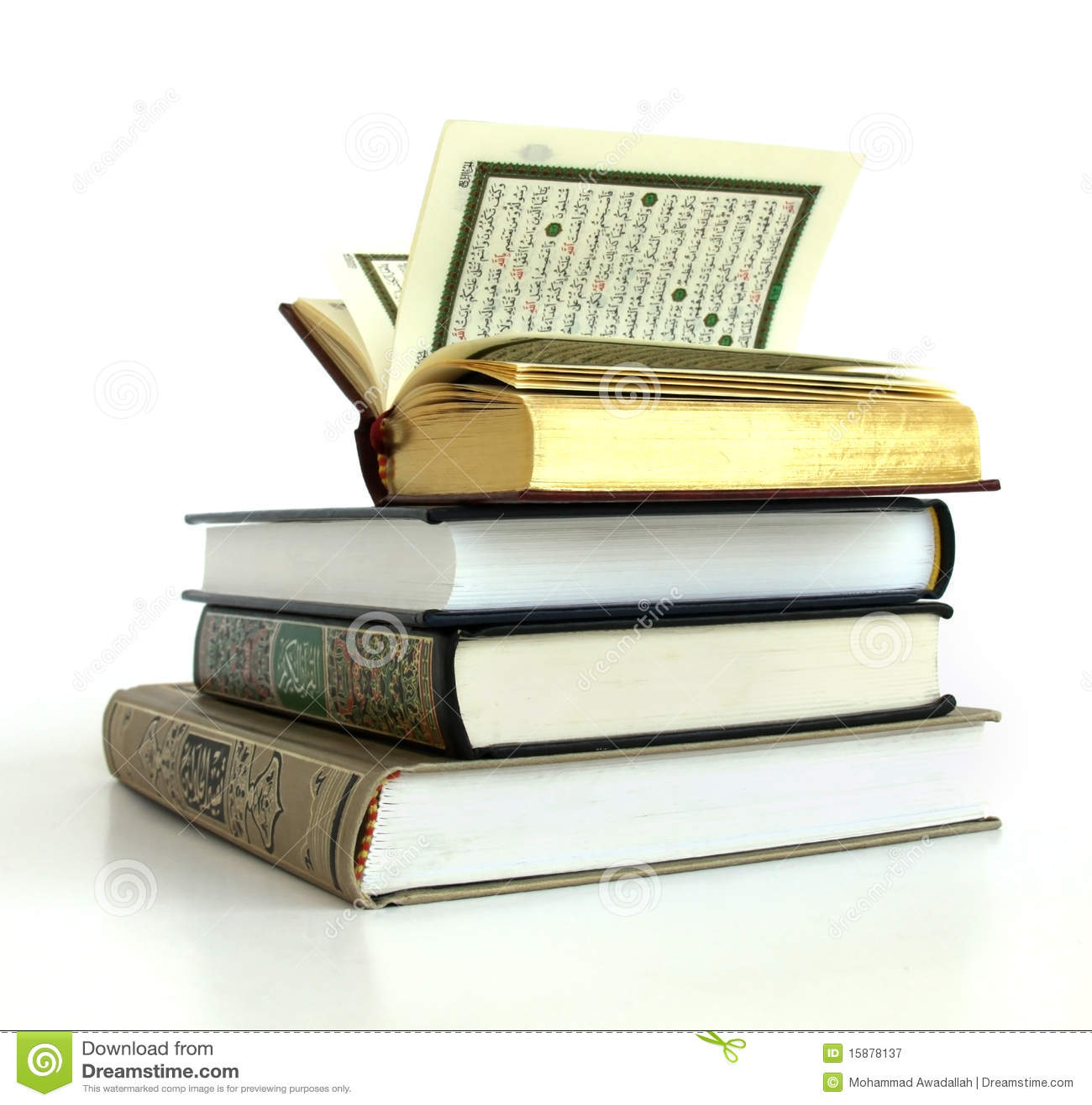 Koran ustawiają