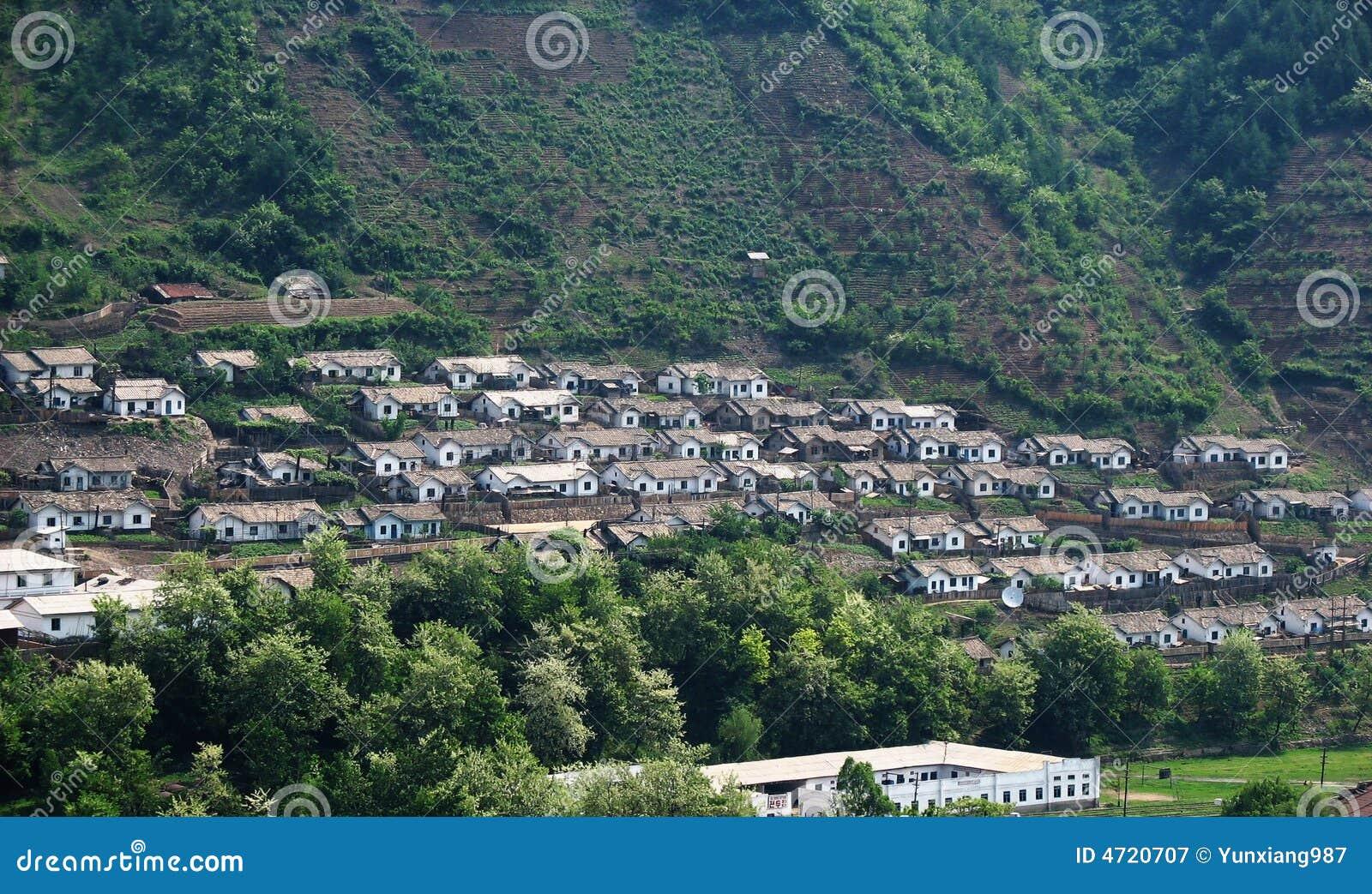 Koreańska północnej zamieszkania