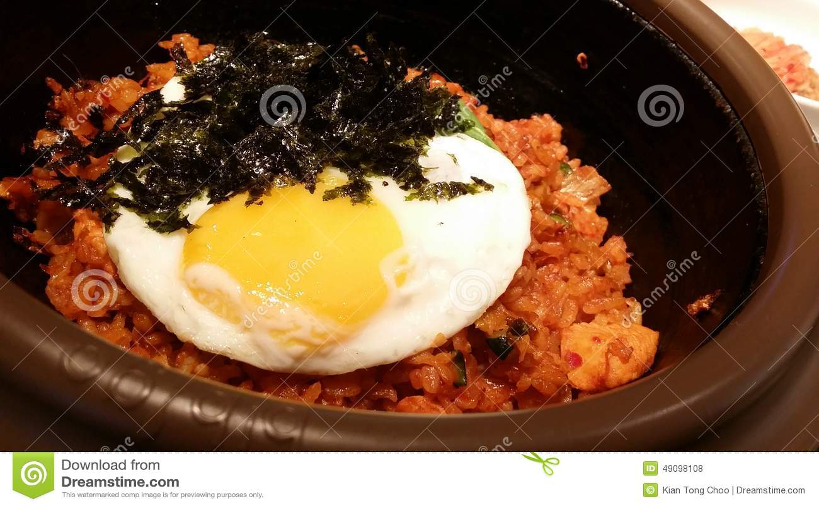 Koreański jedzenie