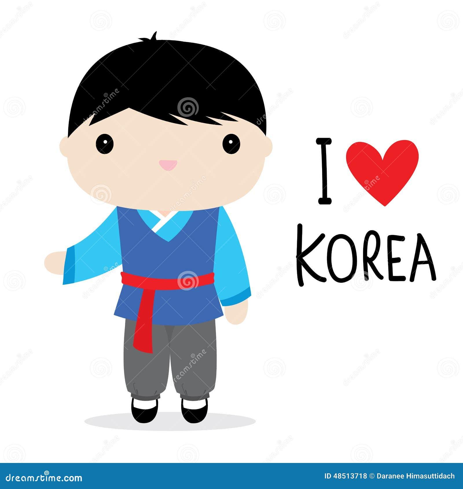 korean cartoon clipart - photo #31