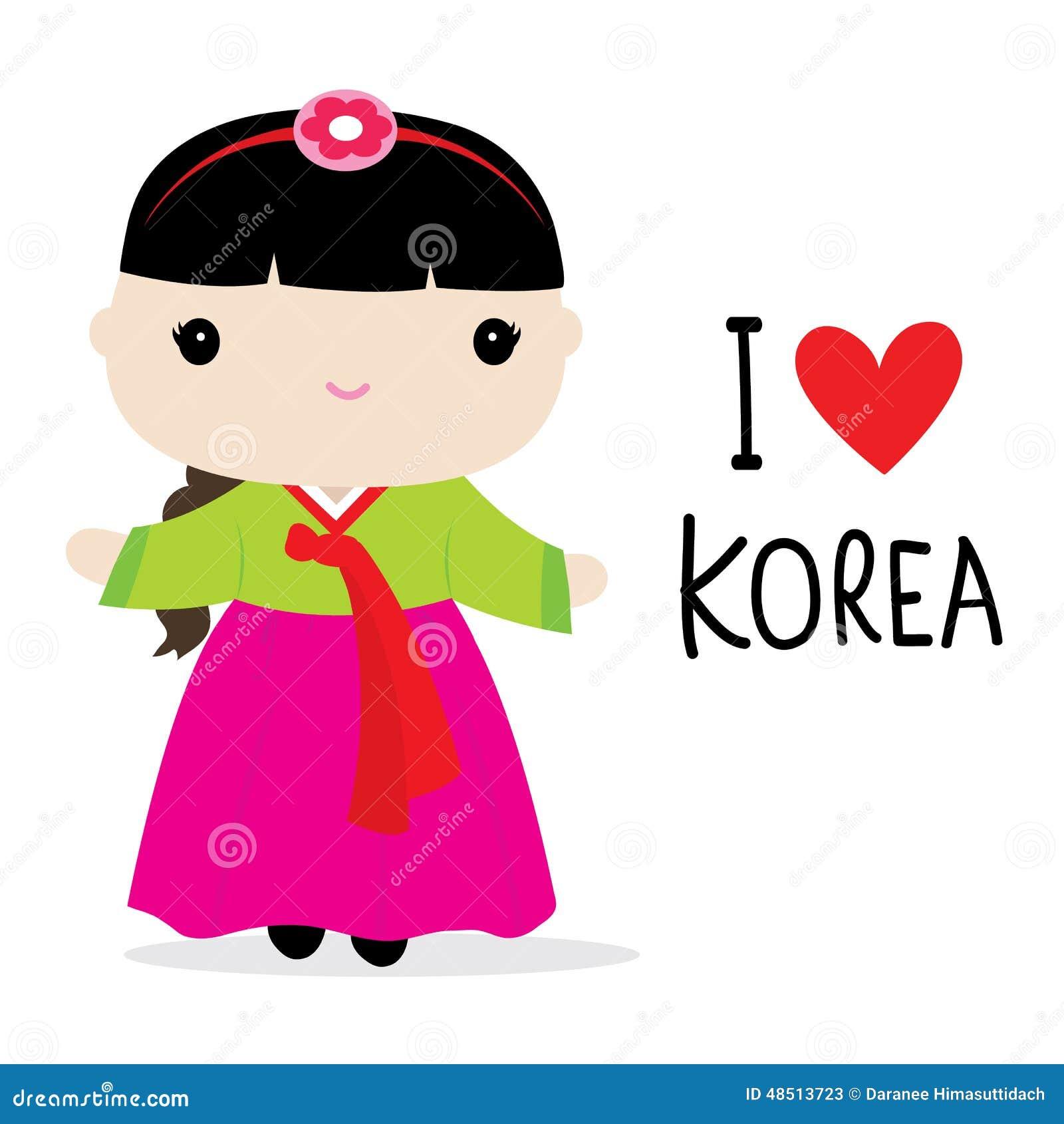korean cartoon clipart - photo #17