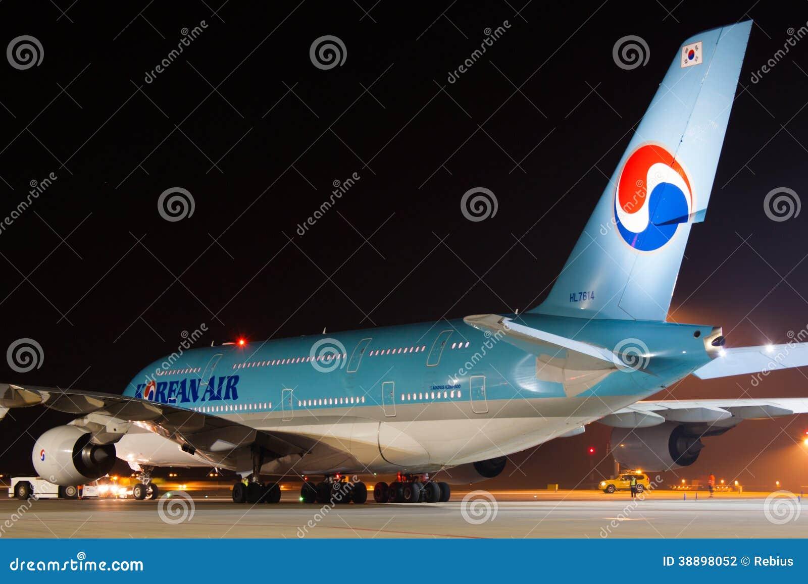 A380 Korean Air