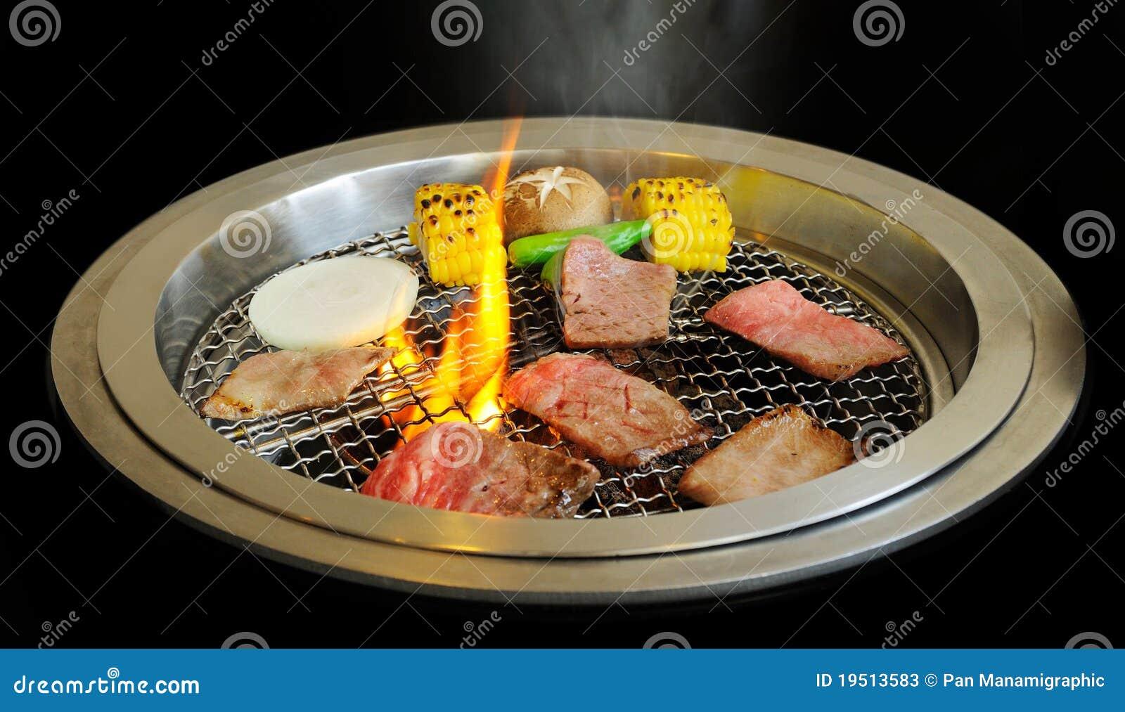 asian bbq grill