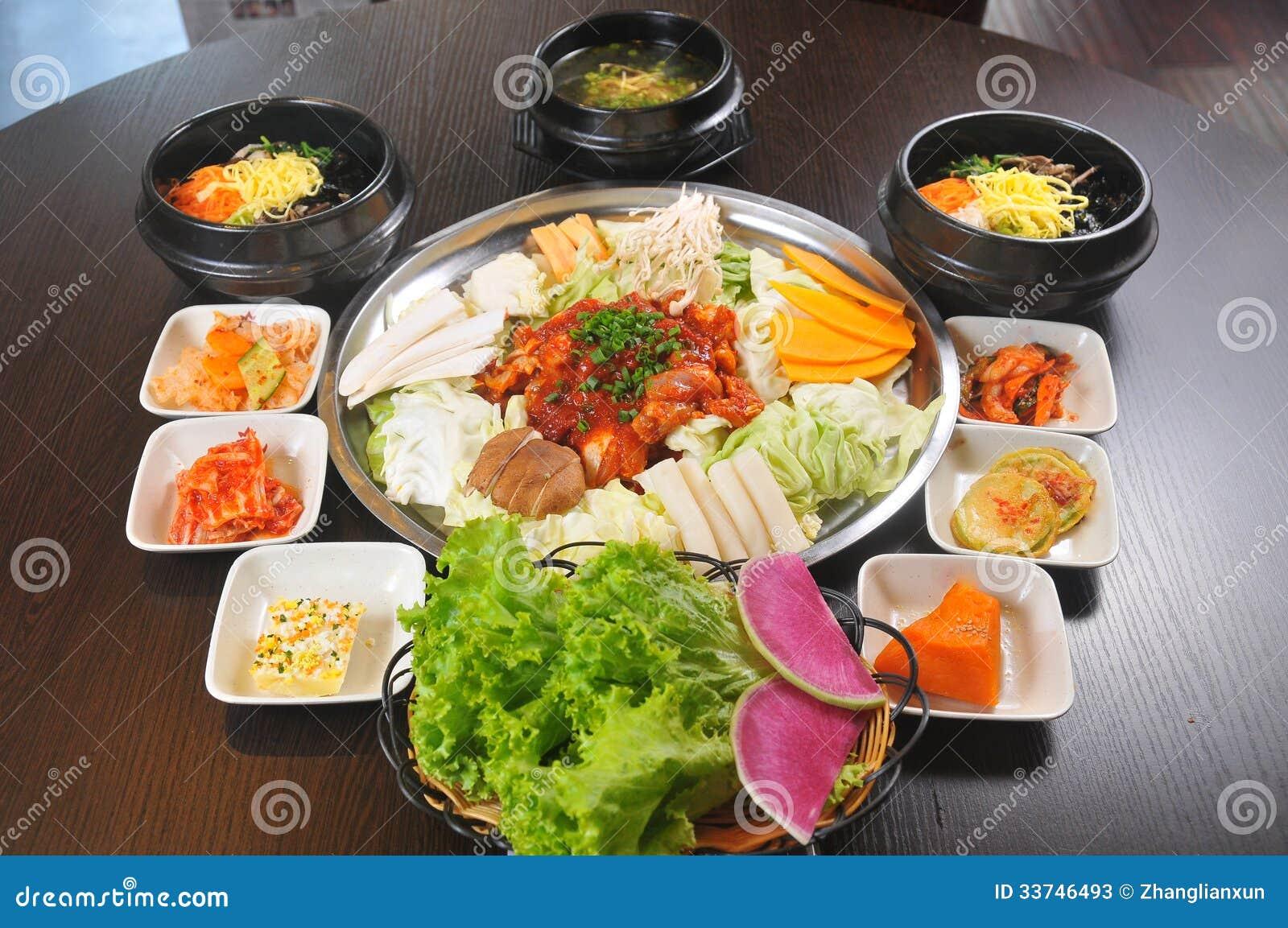 Korean cuisine stock photos image 33746493 for About korean cuisine