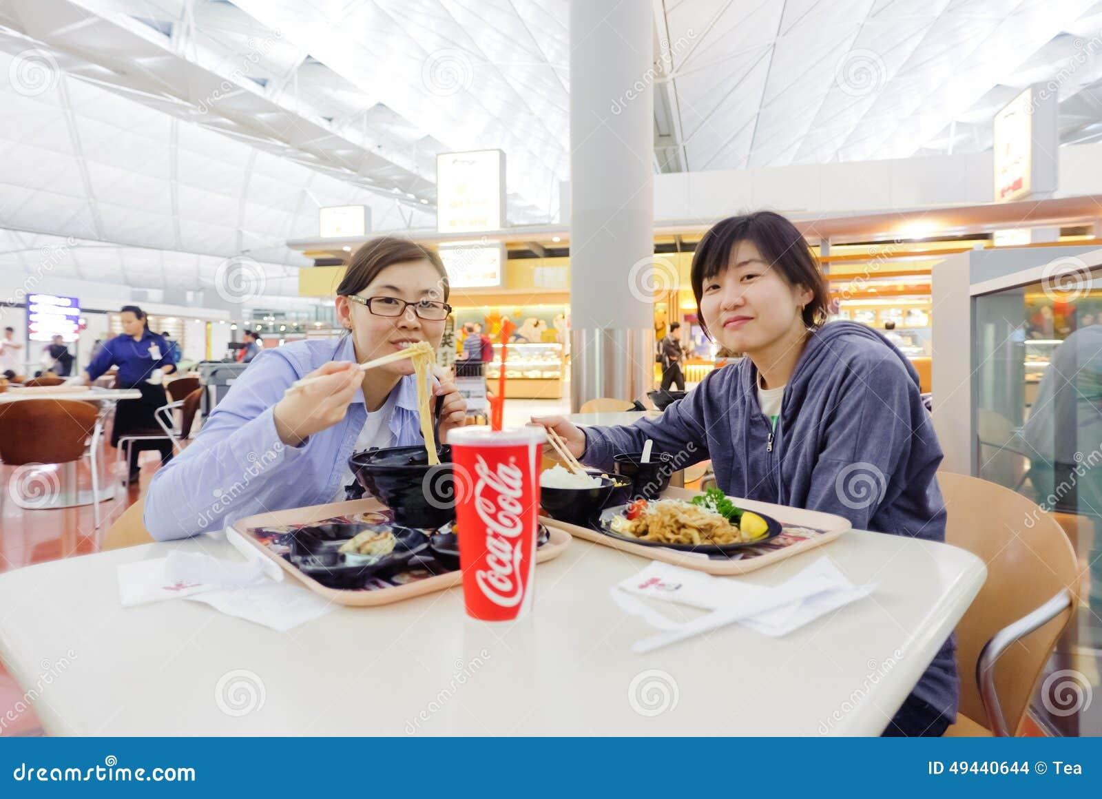 Food To Eat In Hong Kong Airport