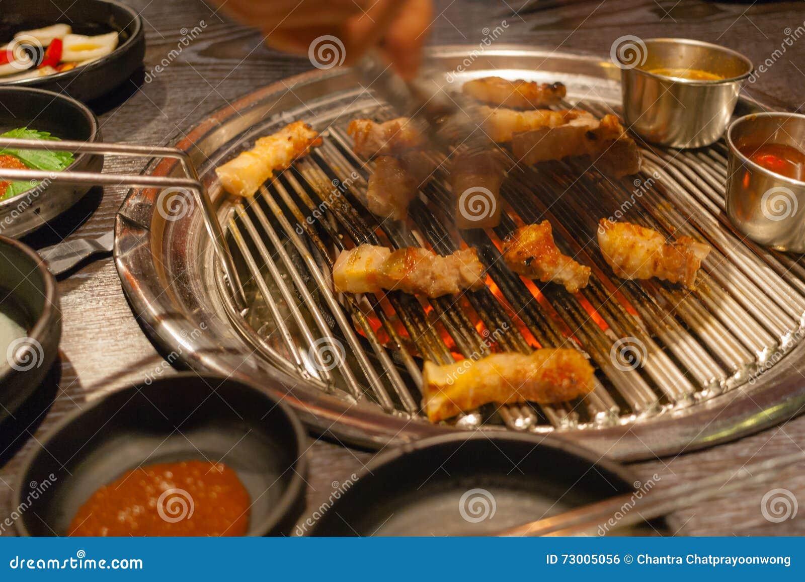 Bbq Belly Grilled Korean Pork