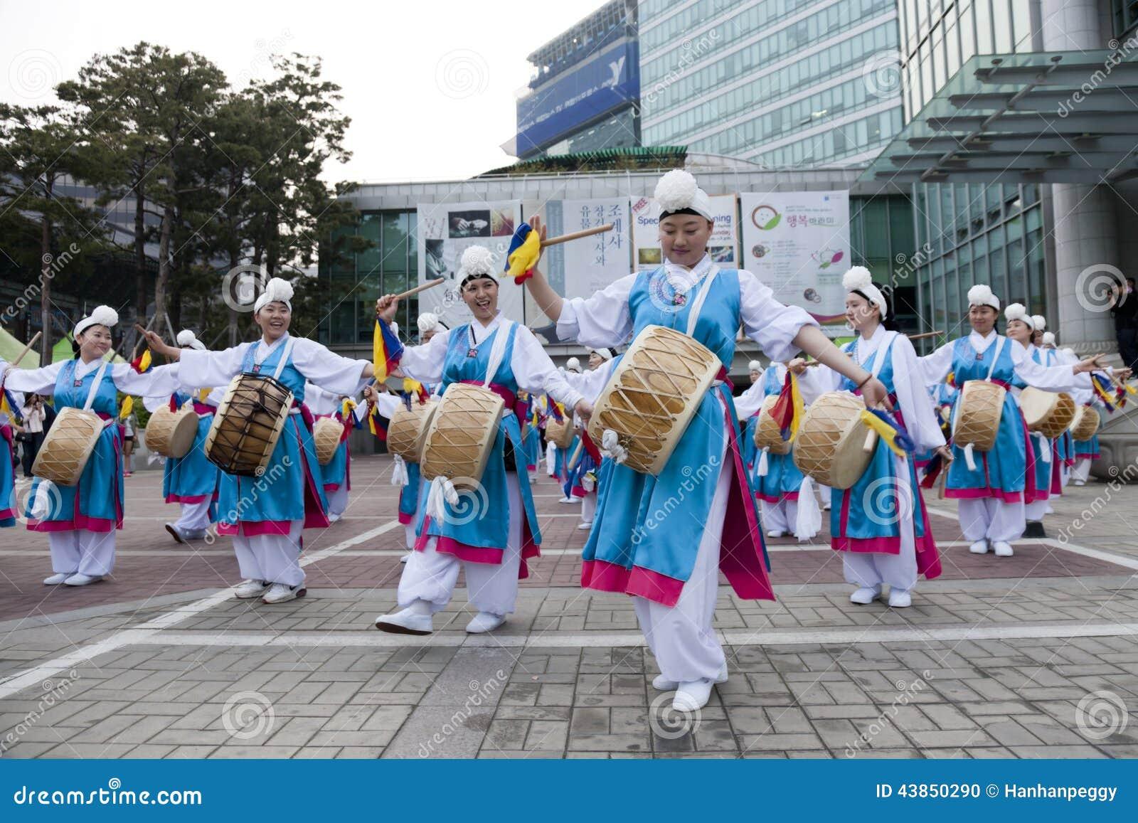 Xs Calendar May : Korean lotus lantern festival editorial image of