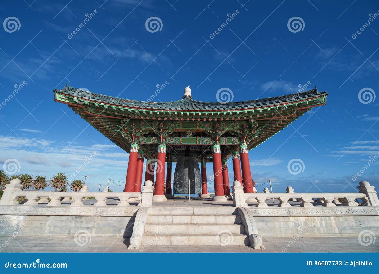 Koreanische Bell der Freundschaft