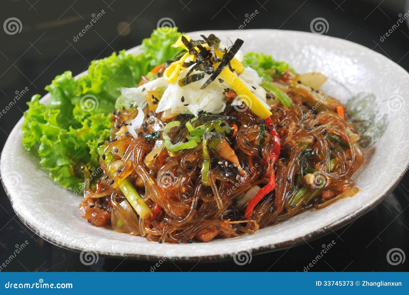 koreanische küche stockfotos - bild: 33745373