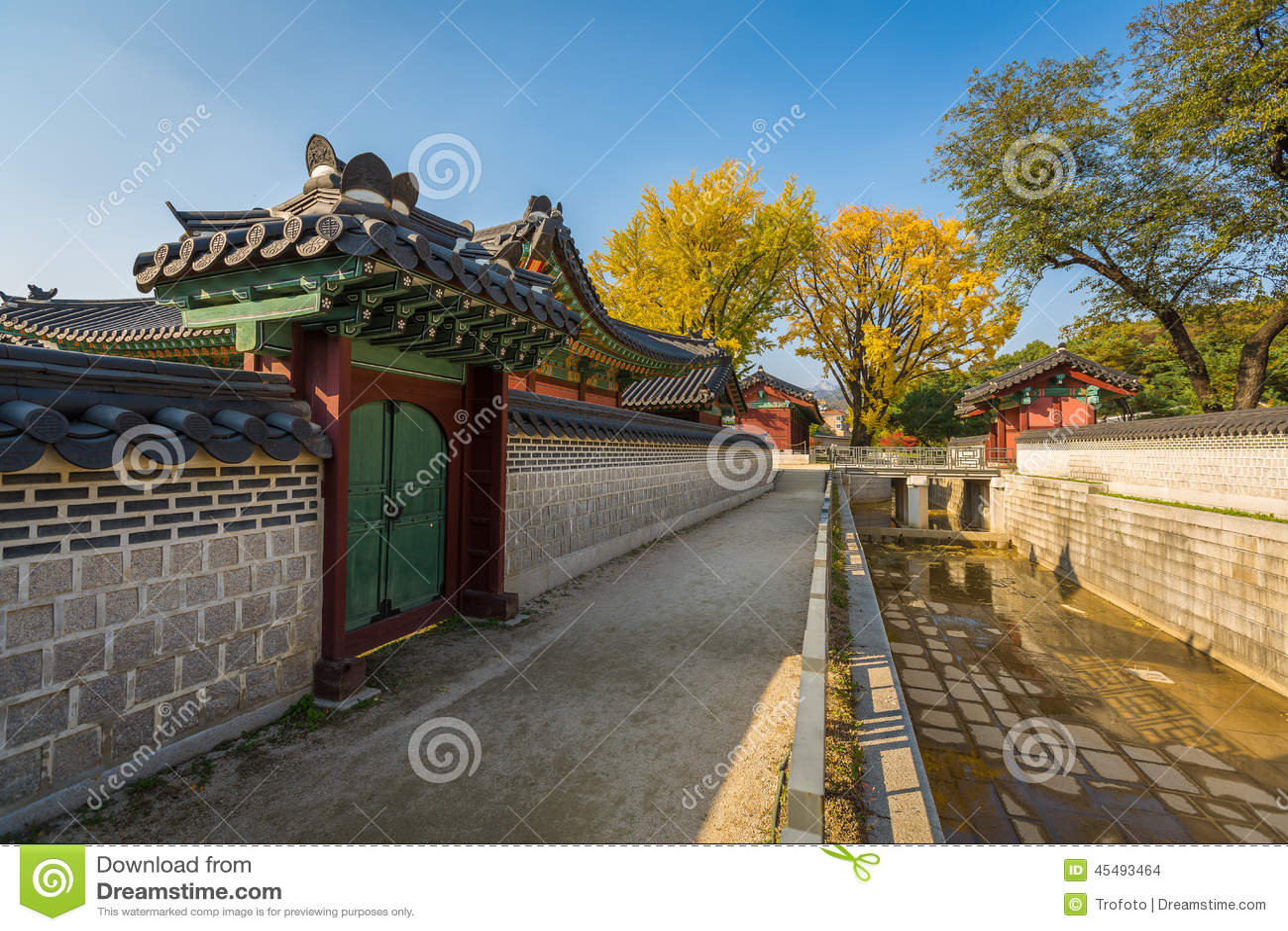 Koreansk traditionell arkitektur