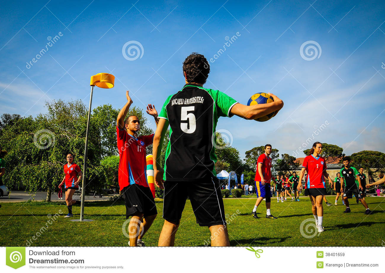Korf With Post Royalty-Free Stock Photography ...