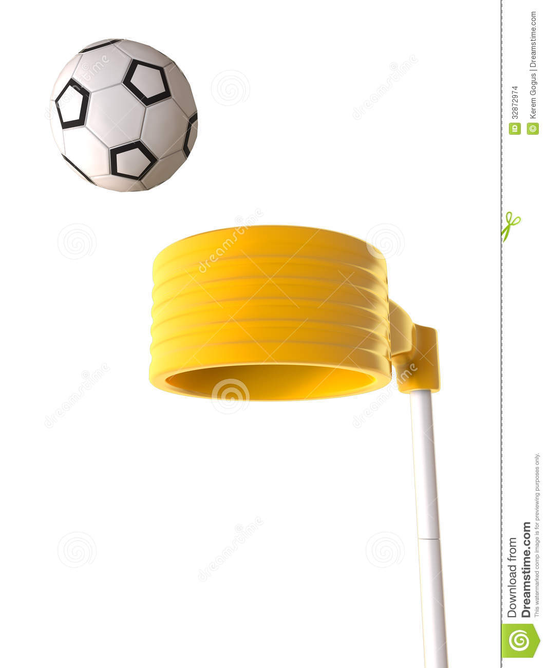 KorfBall Post Stock Images