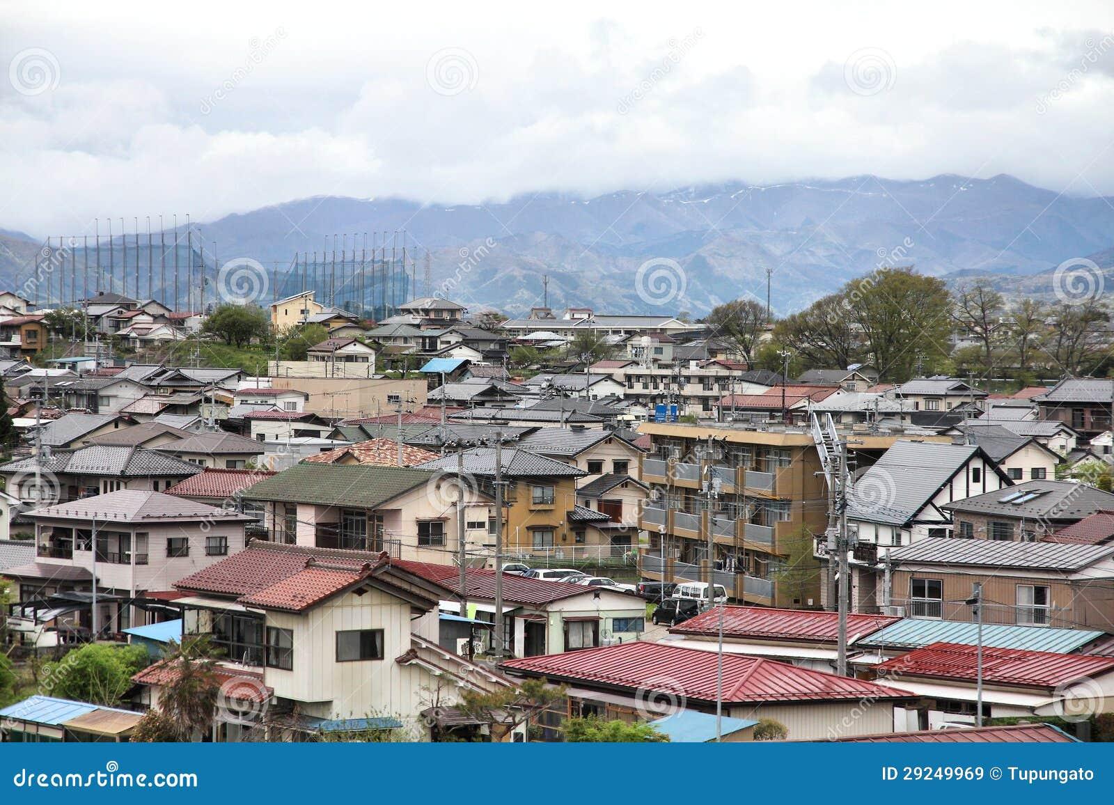 Download Koriyama, Japão imagem de stock. Imagem de cidade, japonês - 29249969