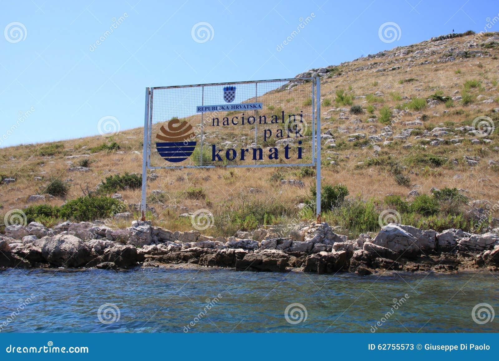 Kornati wyspy park narodowy, Chorwacja