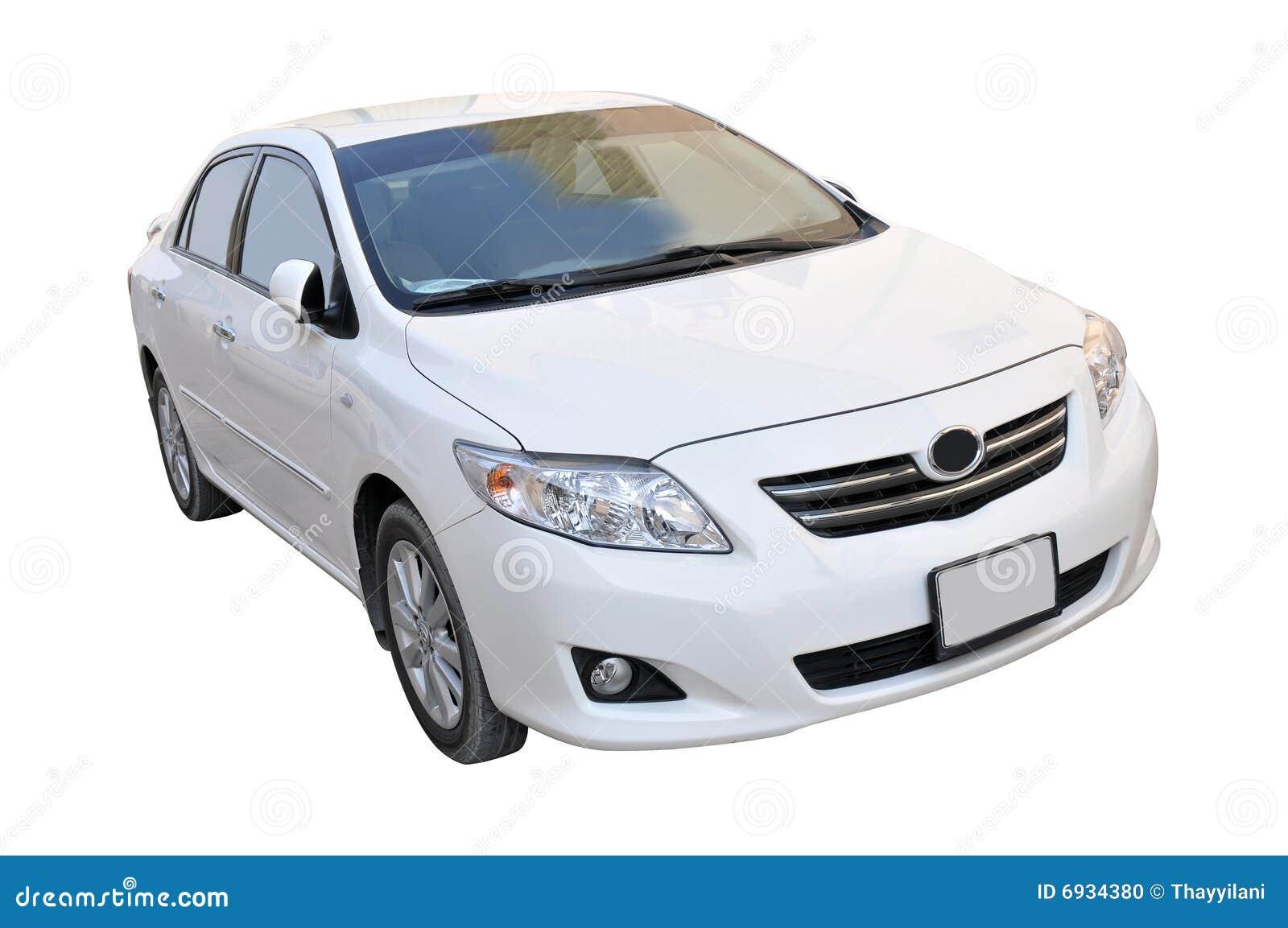 Koronowy nowy Toyota