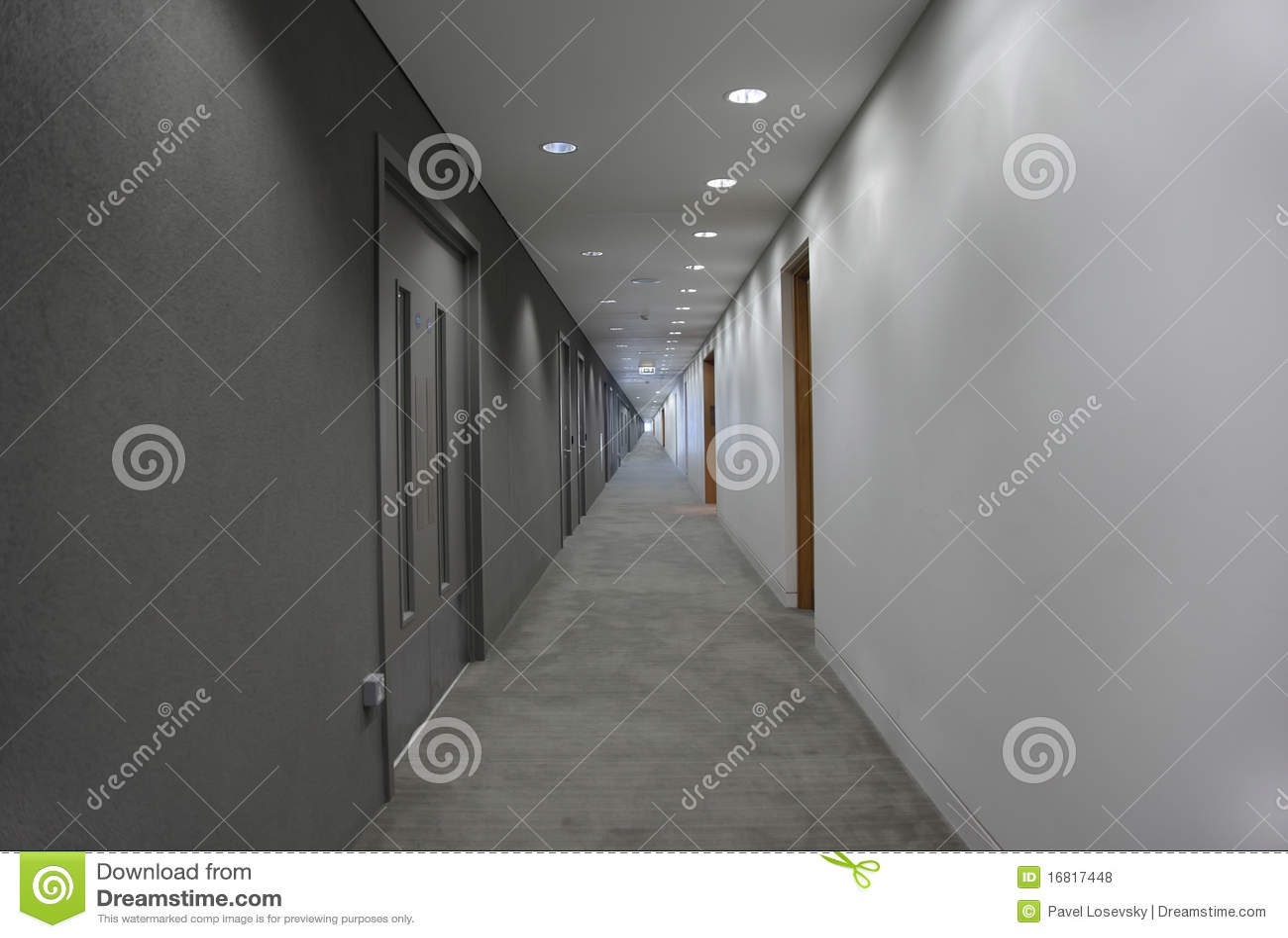 Korridorslutlampa
