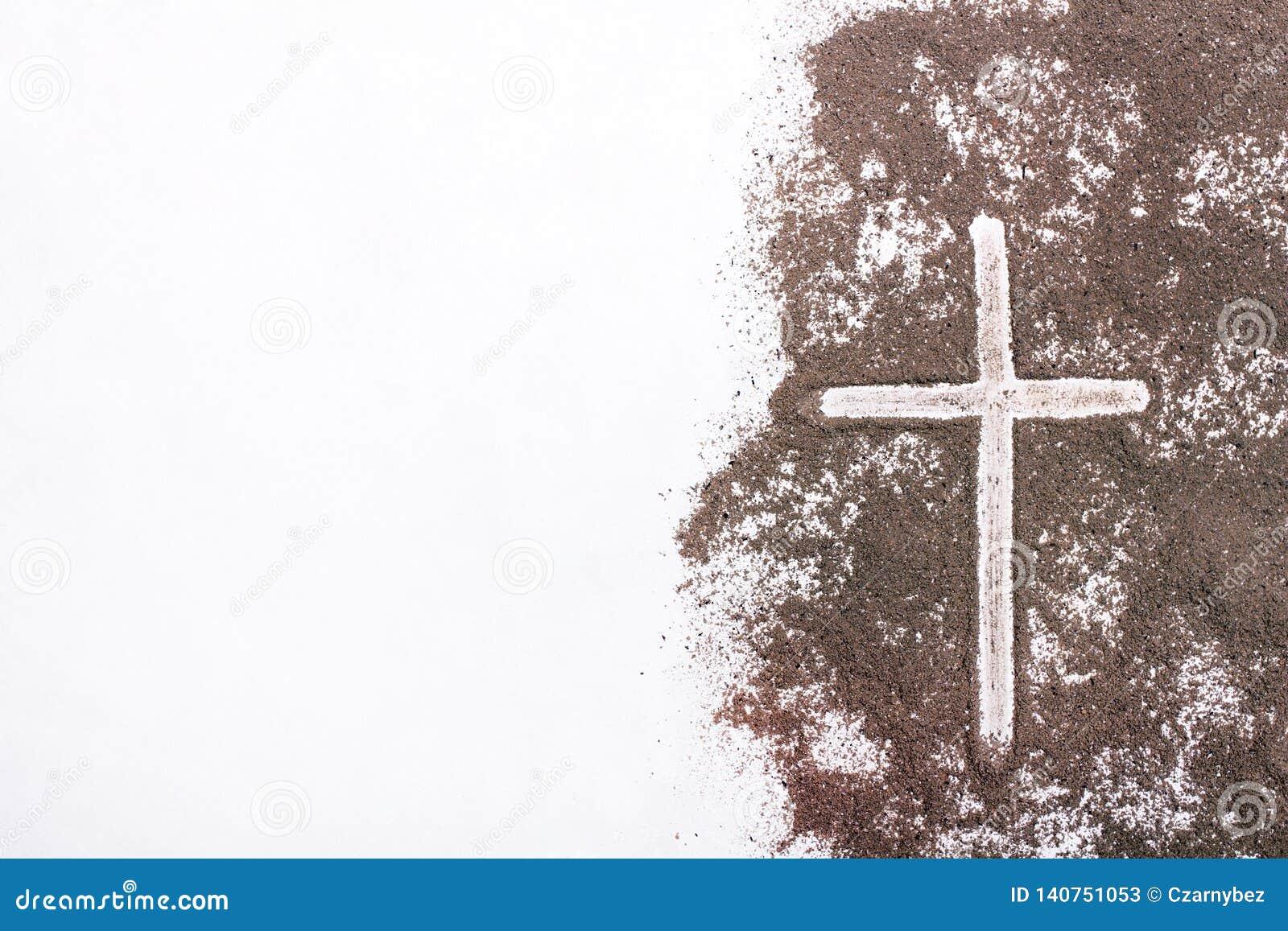 Kors och aska - Ash Wednesday