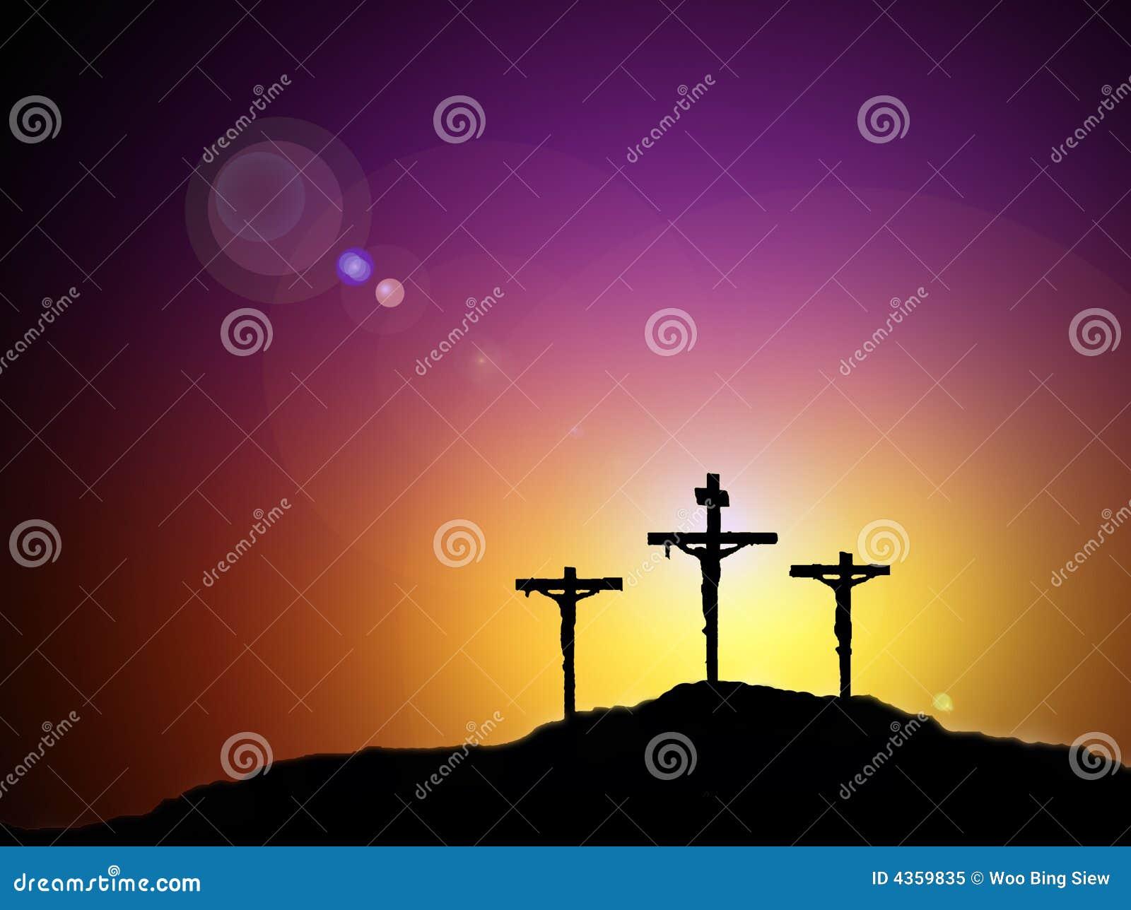 Korsar jesus