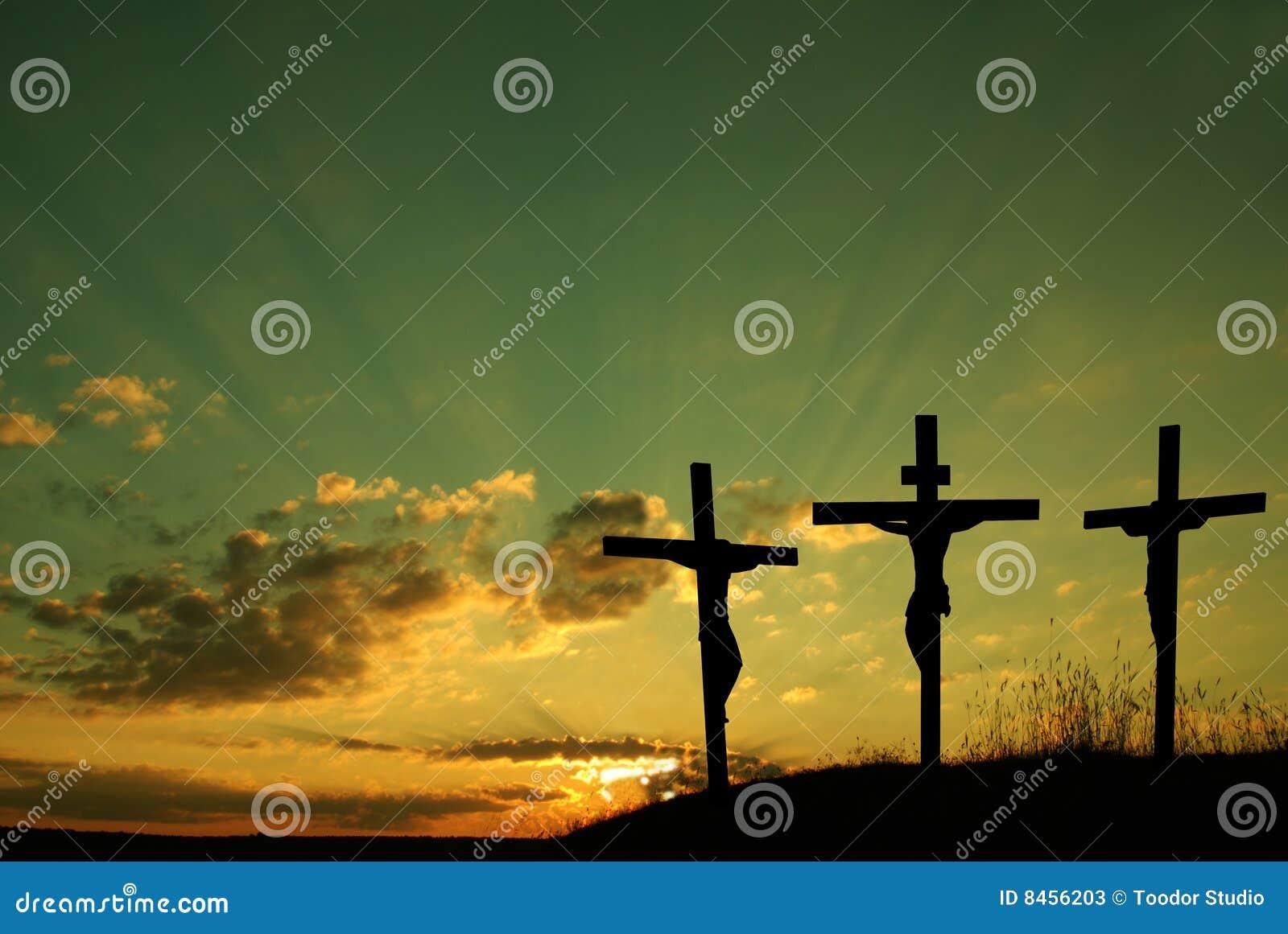 Korsfästa jesus
