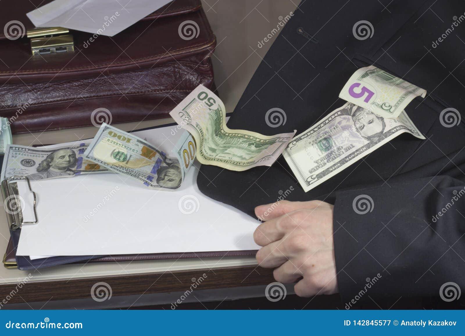 Korupcja i łapówkarstwo