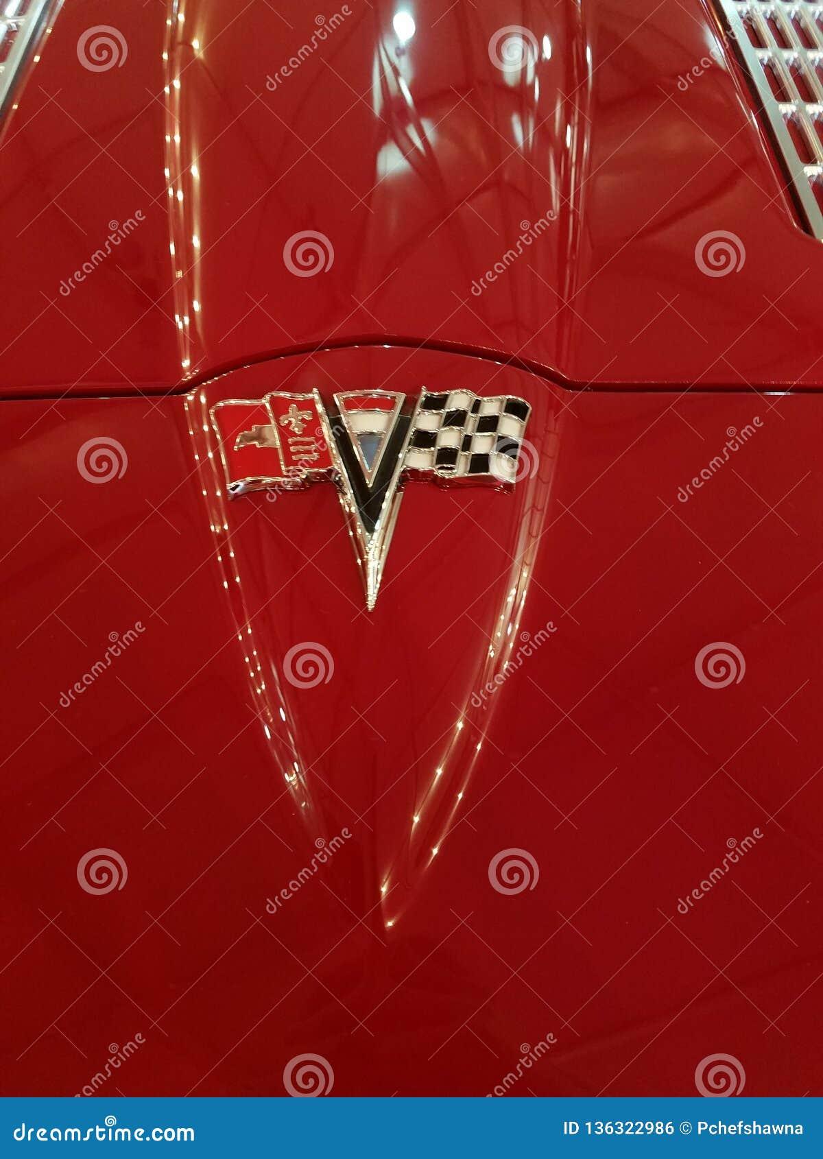 Korvette-Emblem 1963