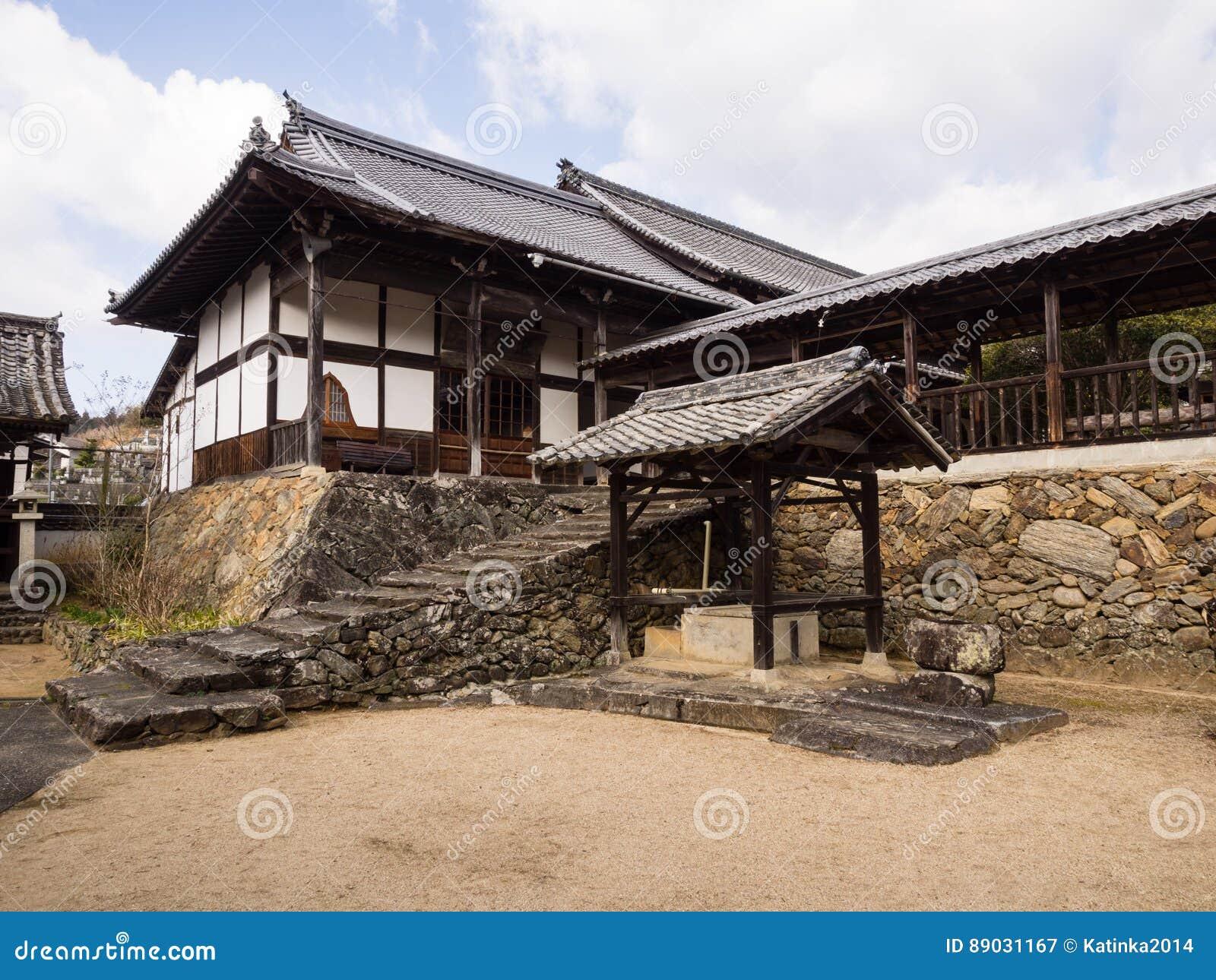 Koshoji świątynia w Uchiko, Japonia