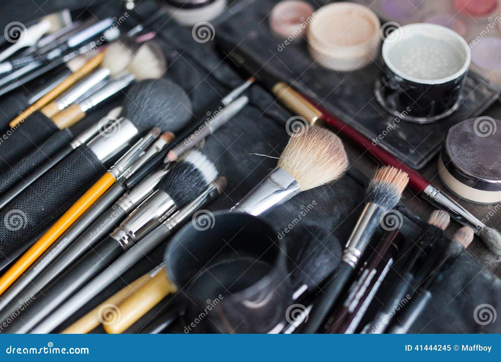 Kosmetische borstel