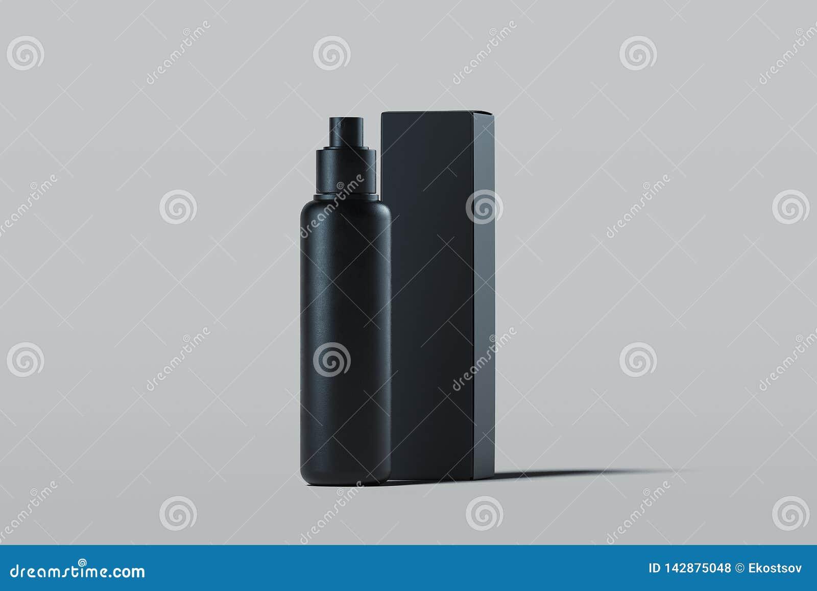 Kosmetische plastic nevel voor vloeistof Het pakket van het schoonheidsproduct het 3d teruggeven
