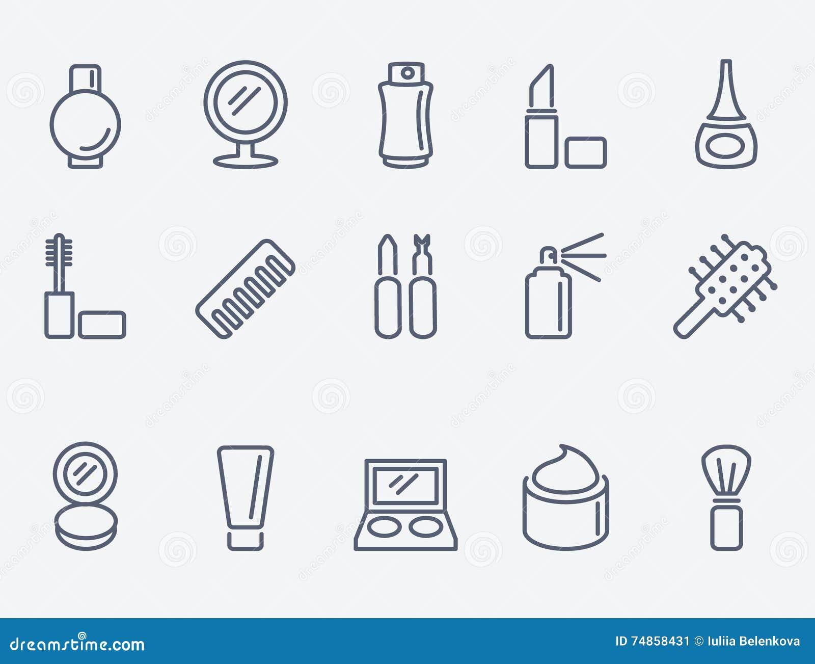 Kosmetyczne ikony