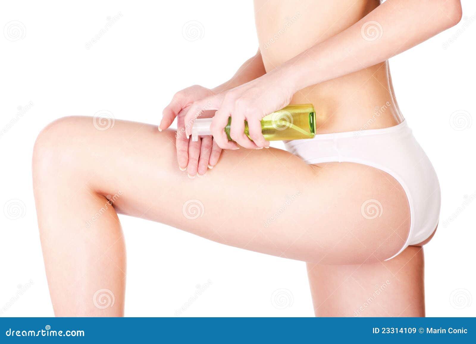 Kosmetyczne nogi