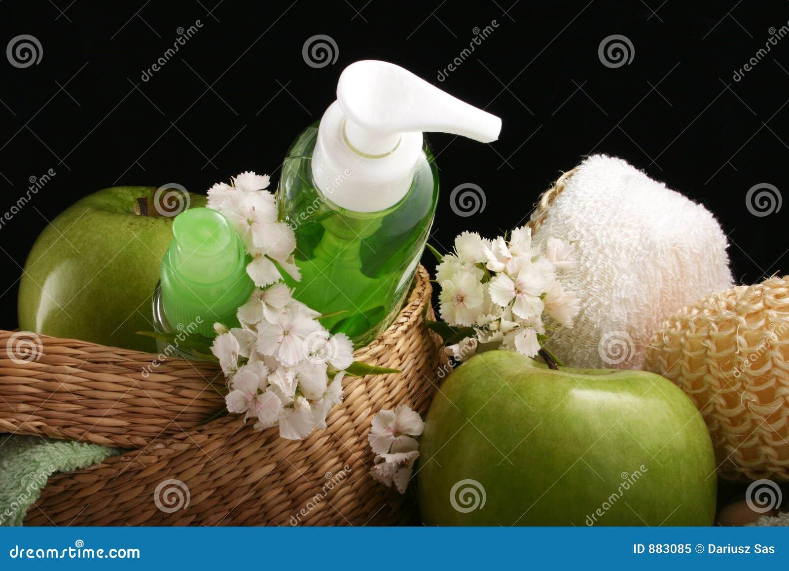 Kosmetyki jabłko