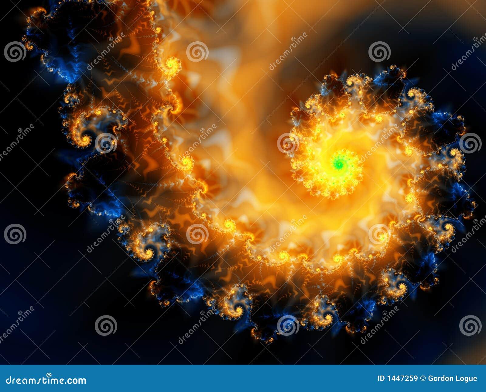 Kosmische Brand