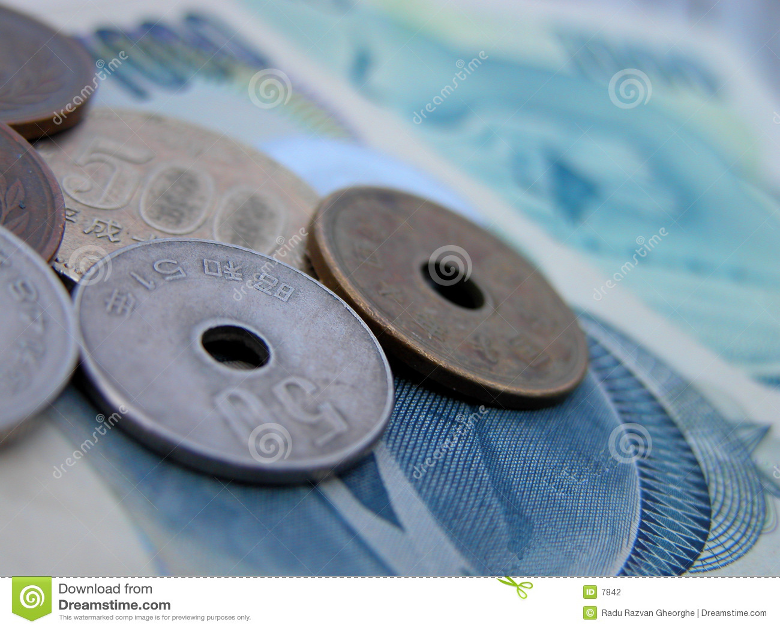 Kosmiska pengar