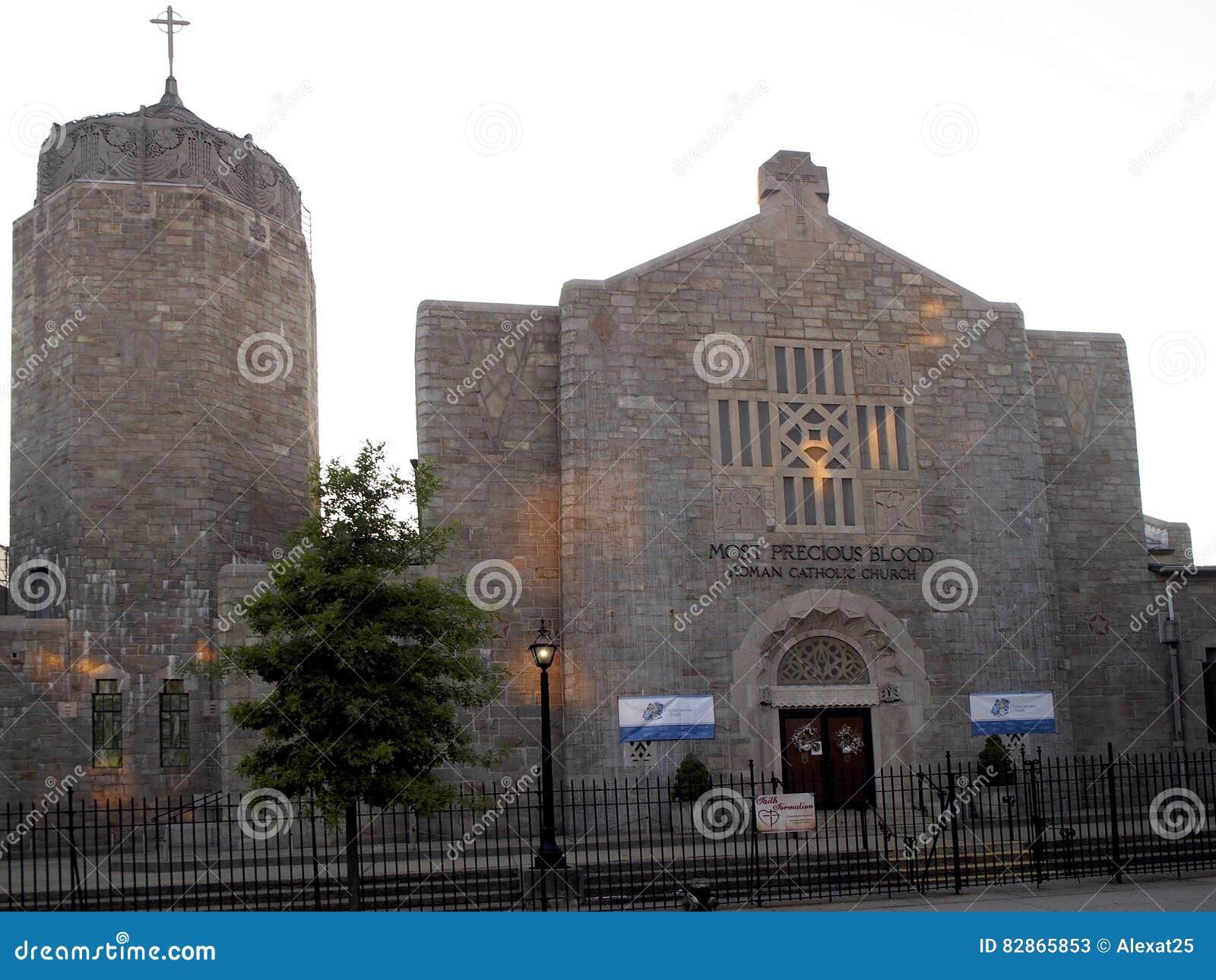 Kostbaarste Bloedkerk in Astoria