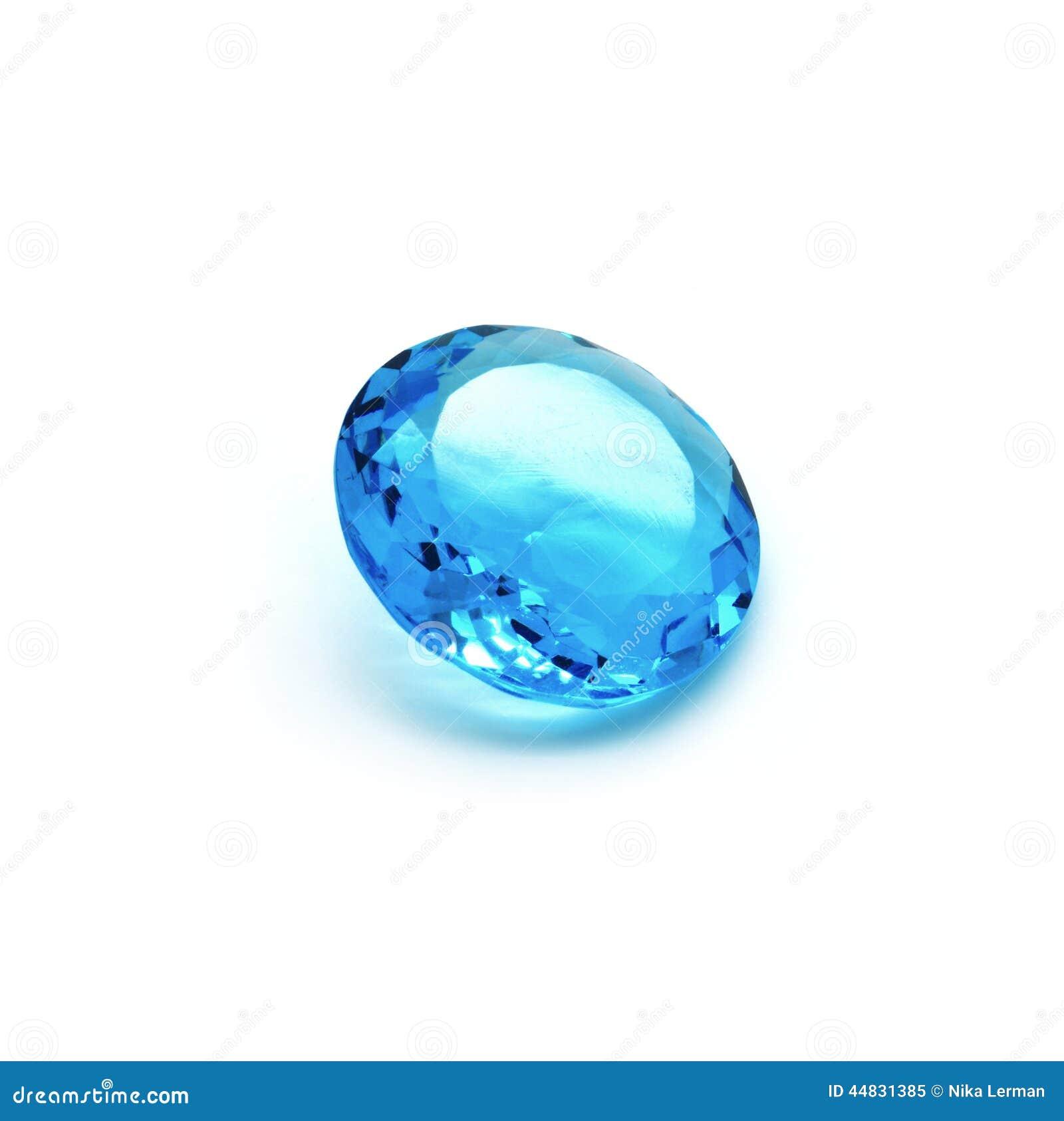 kostbarer blauer stein stockfoto bild 44831385. Black Bedroom Furniture Sets. Home Design Ideas