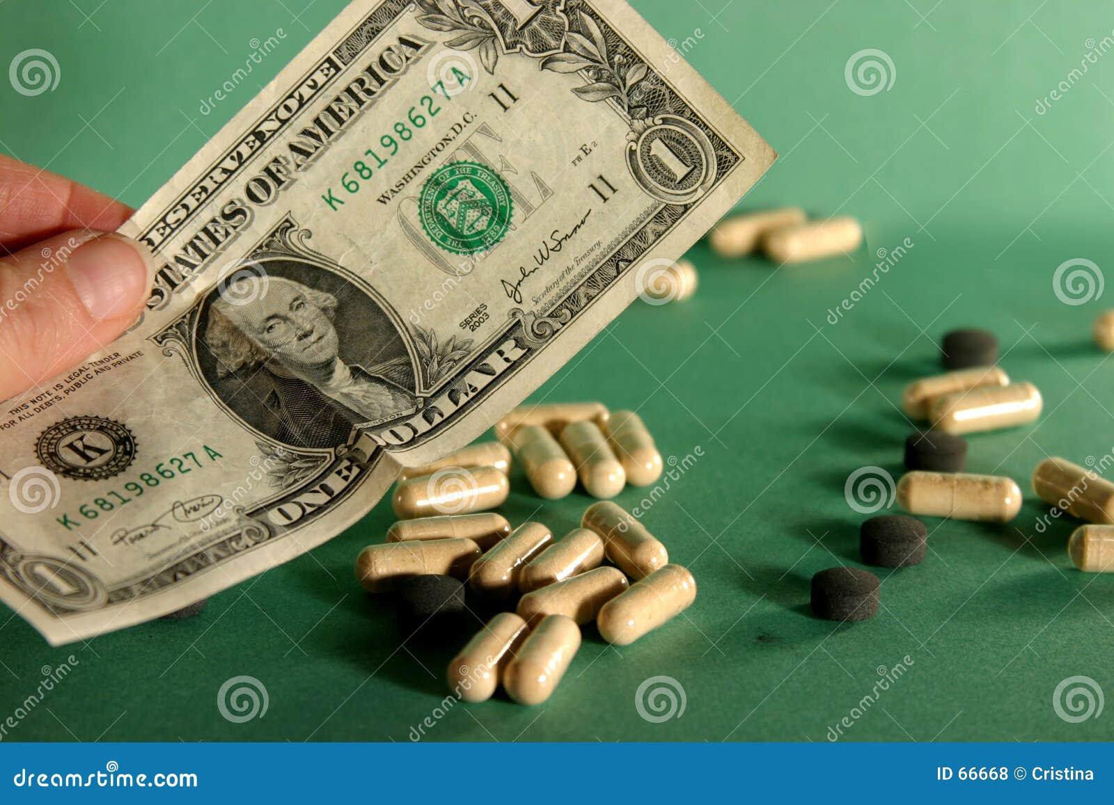 Kosten van gezondheid in de V.S.