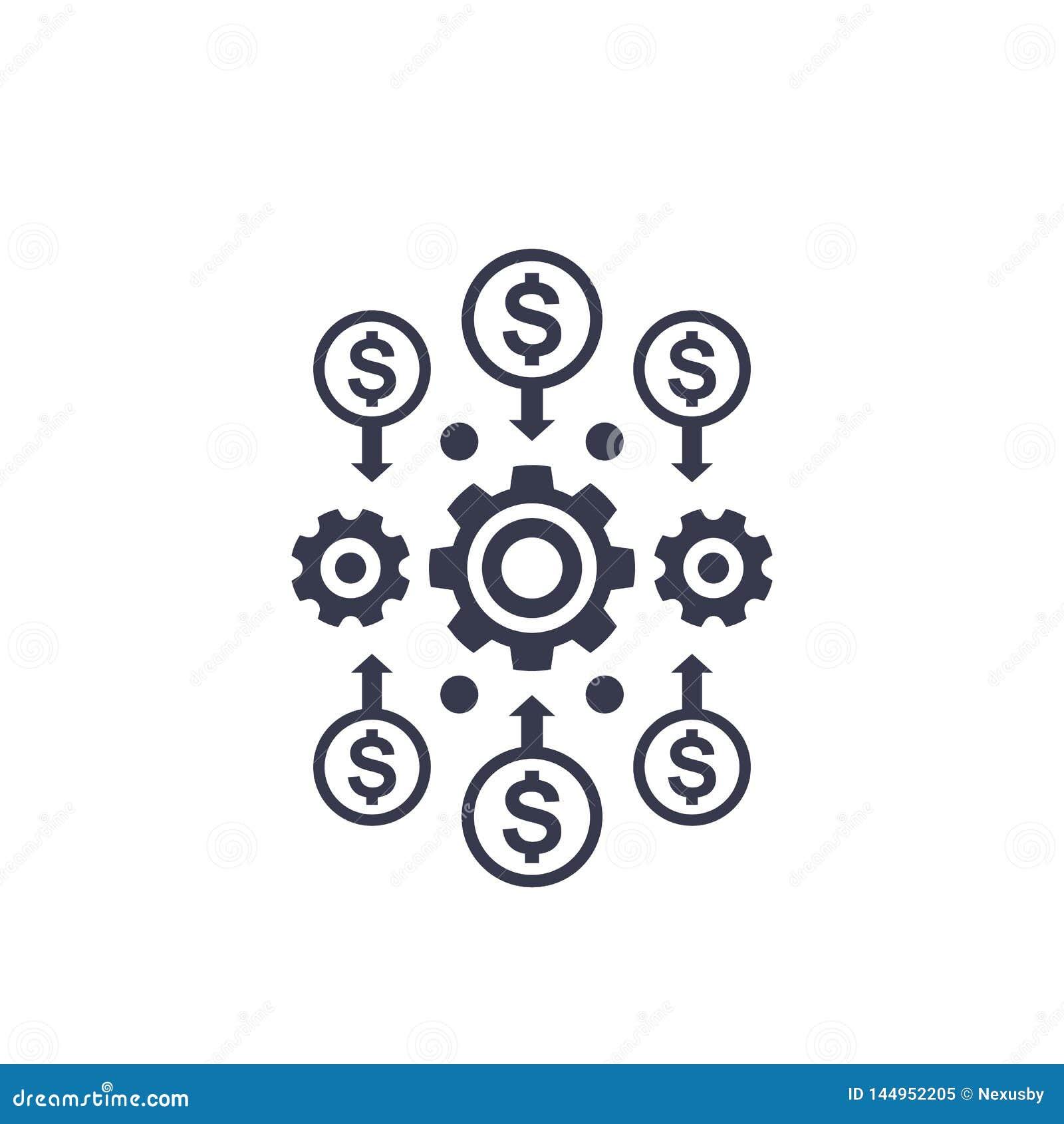 Kostenefficiency en optimalisering, geldbeheer