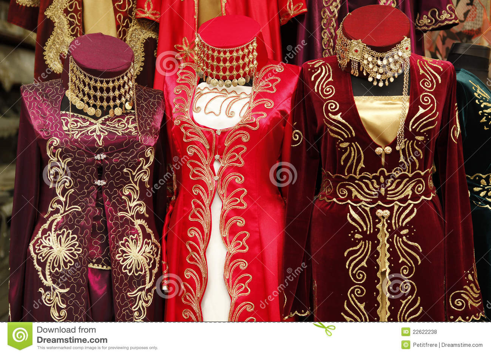 Kostiumowy turkish
