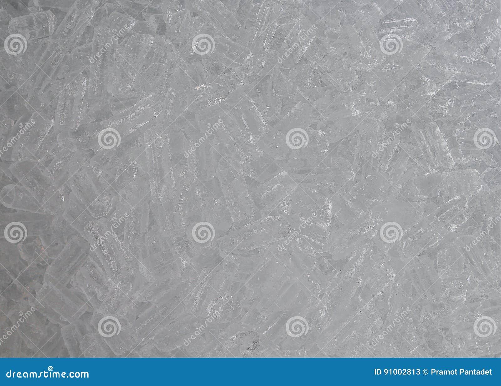 Kostka lodu świeży chłodno tło