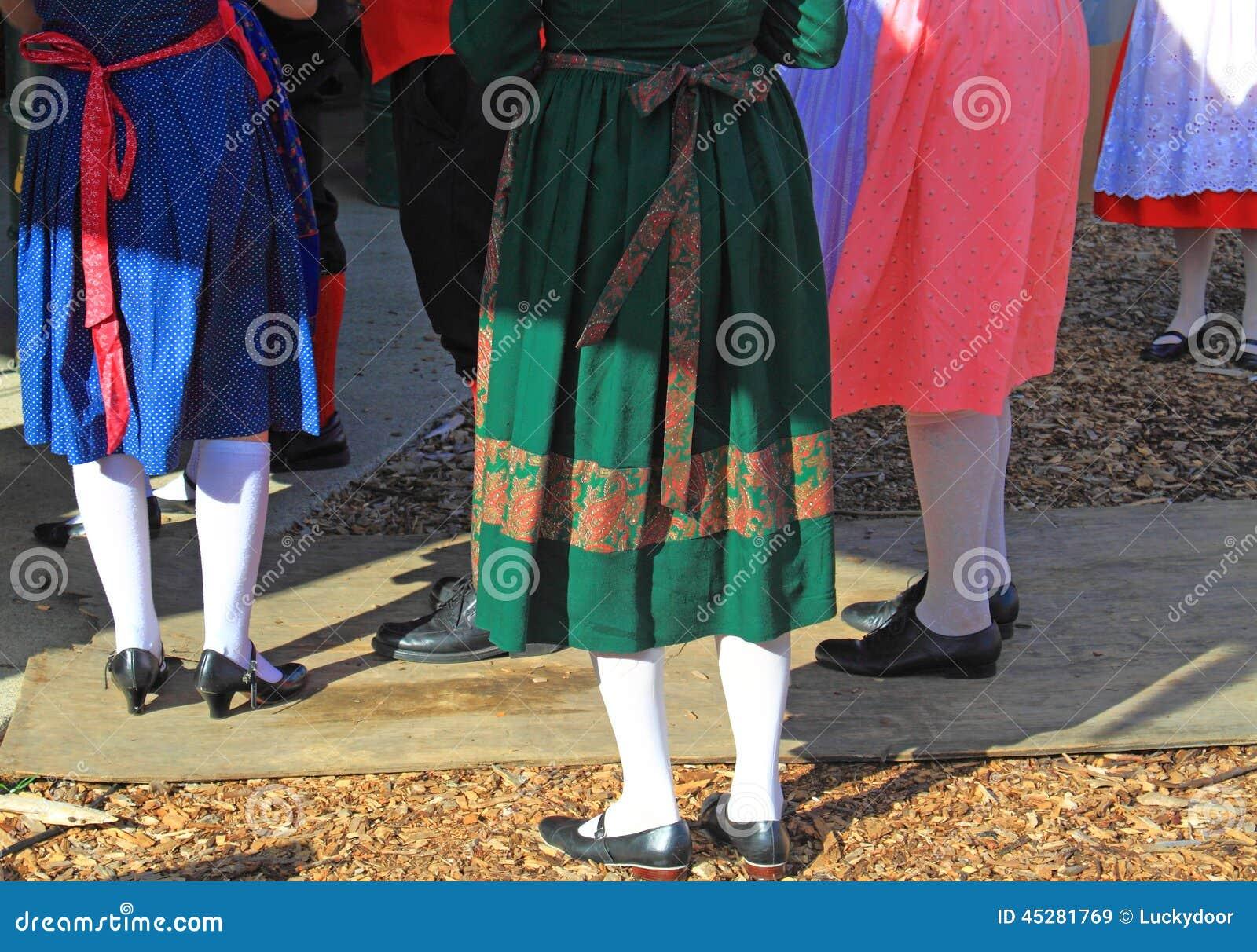 Kostuums in Oktoberfest