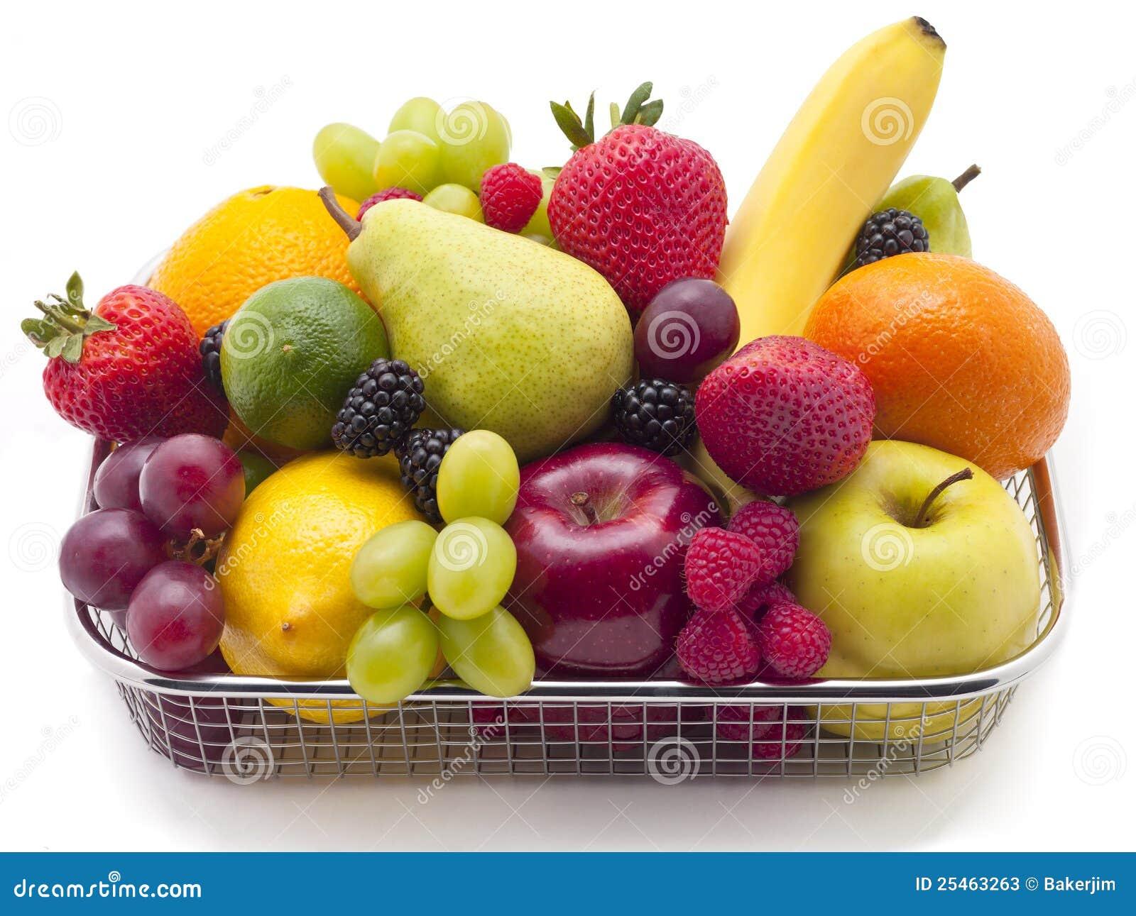 Kosz owoc