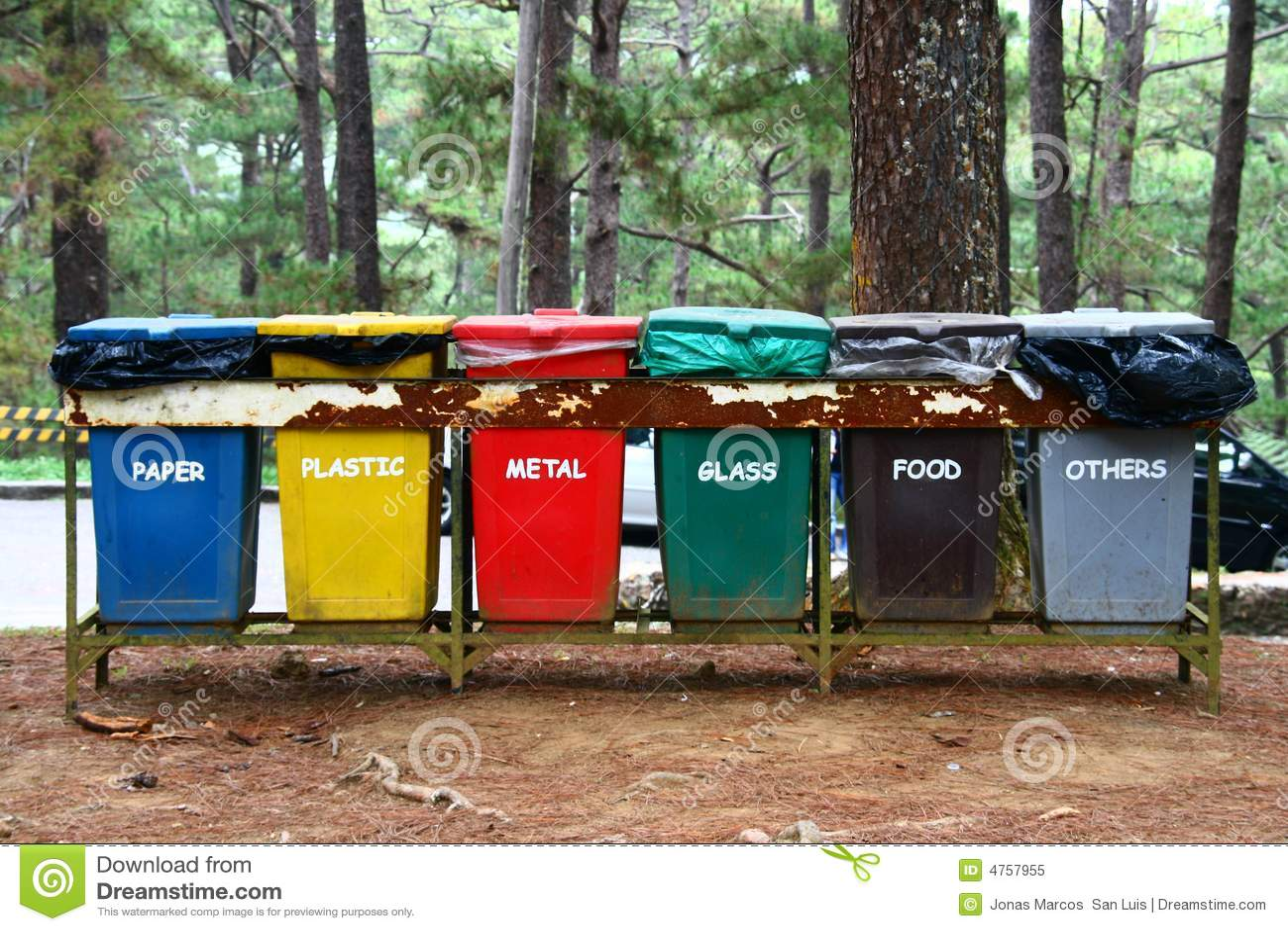 Kosza na śmieci